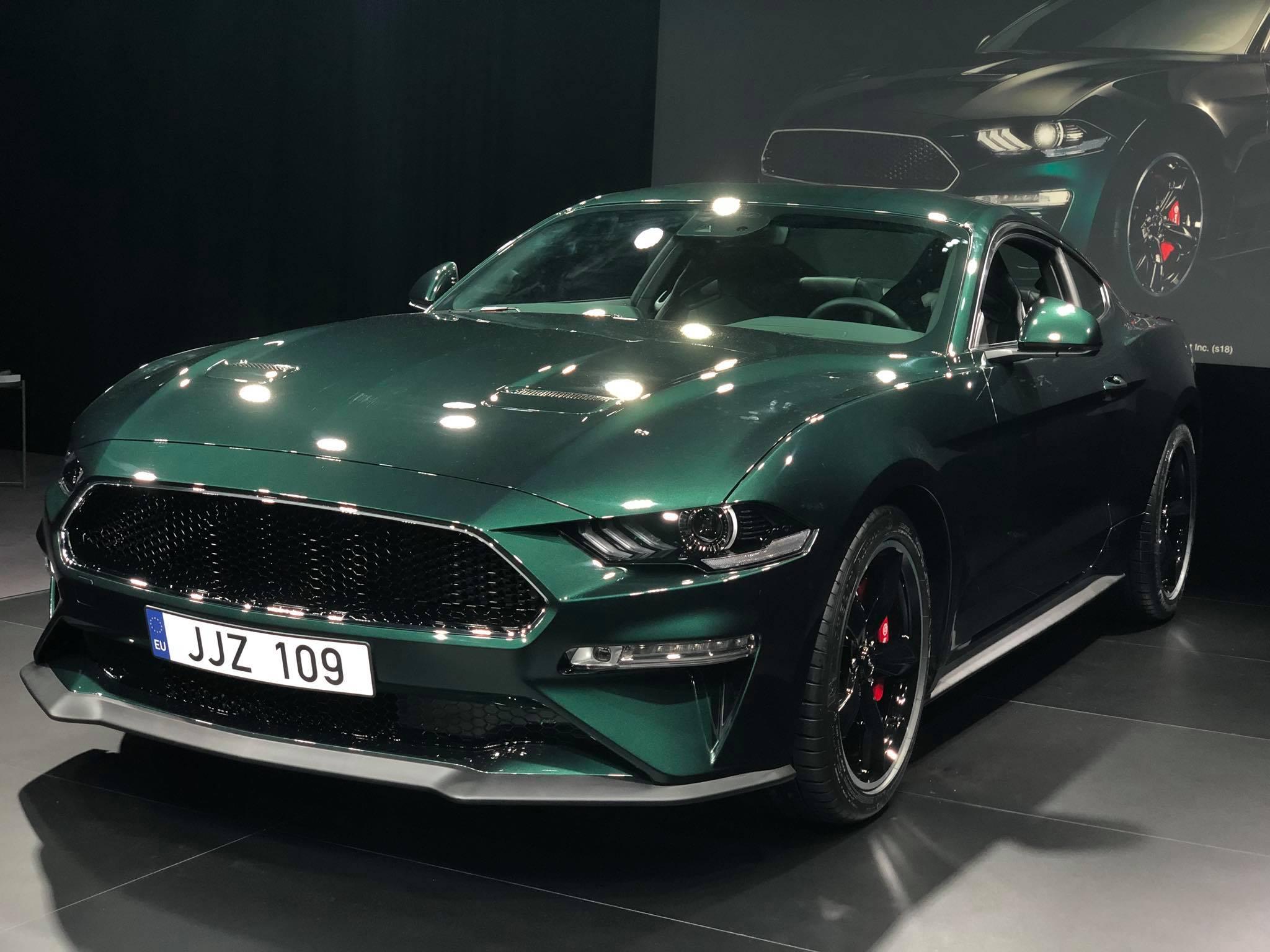 Ford Mustang Bullitt 2018 live (2)