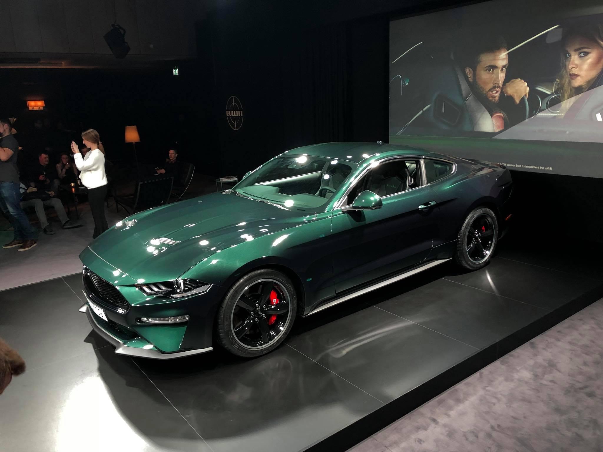 Ford Mustang Bullitt 2018 live (3)