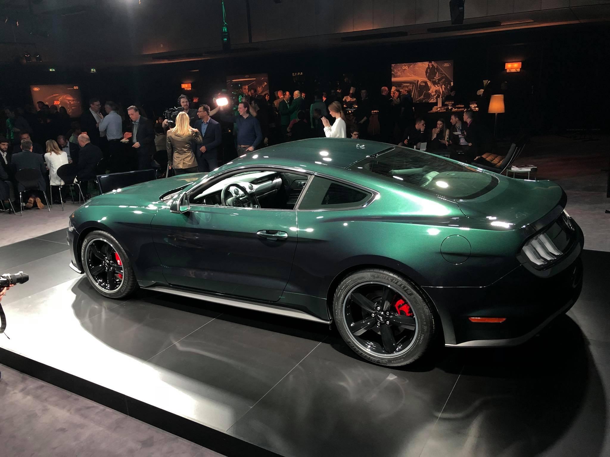 Ford Mustang Bullitt 2018 live (4)