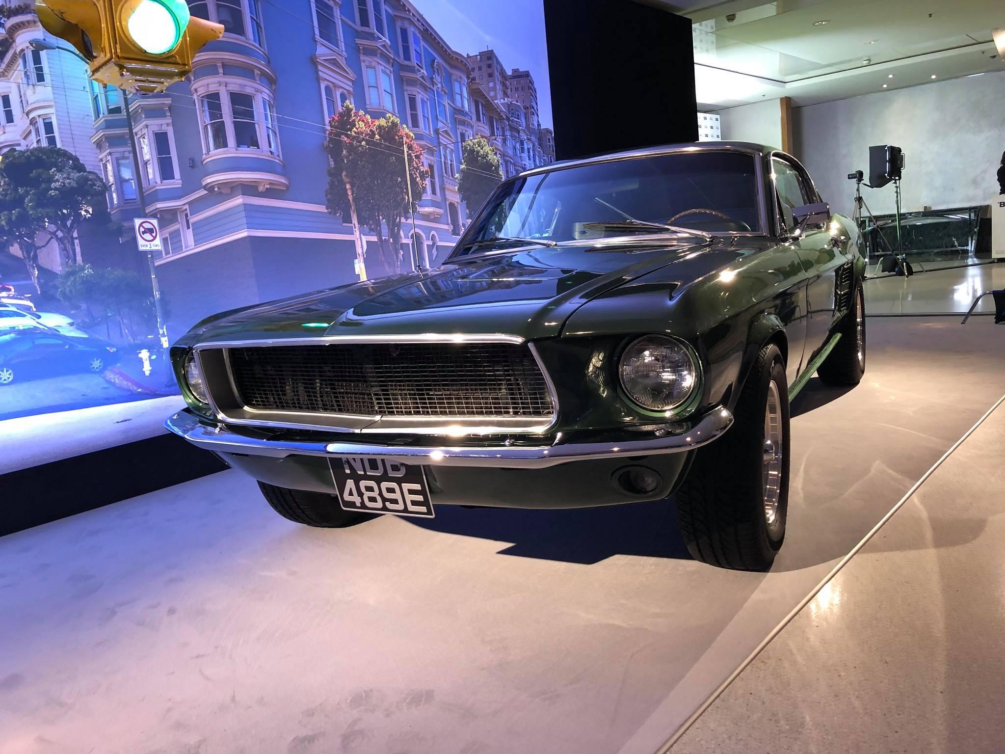 Ford Mustang Bullitt 2018 live (7)