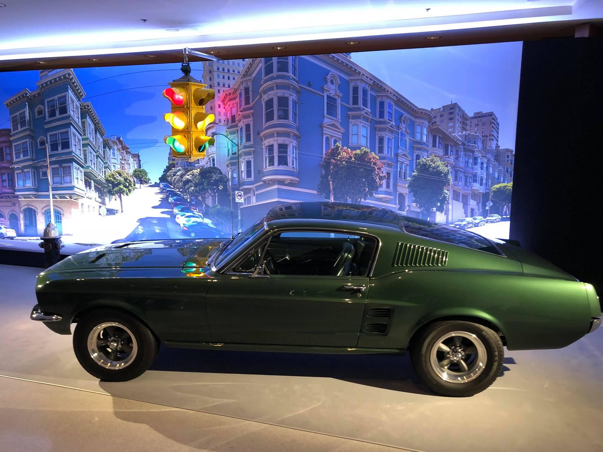 Ford Mustang Bullitt 2018 live (8)
