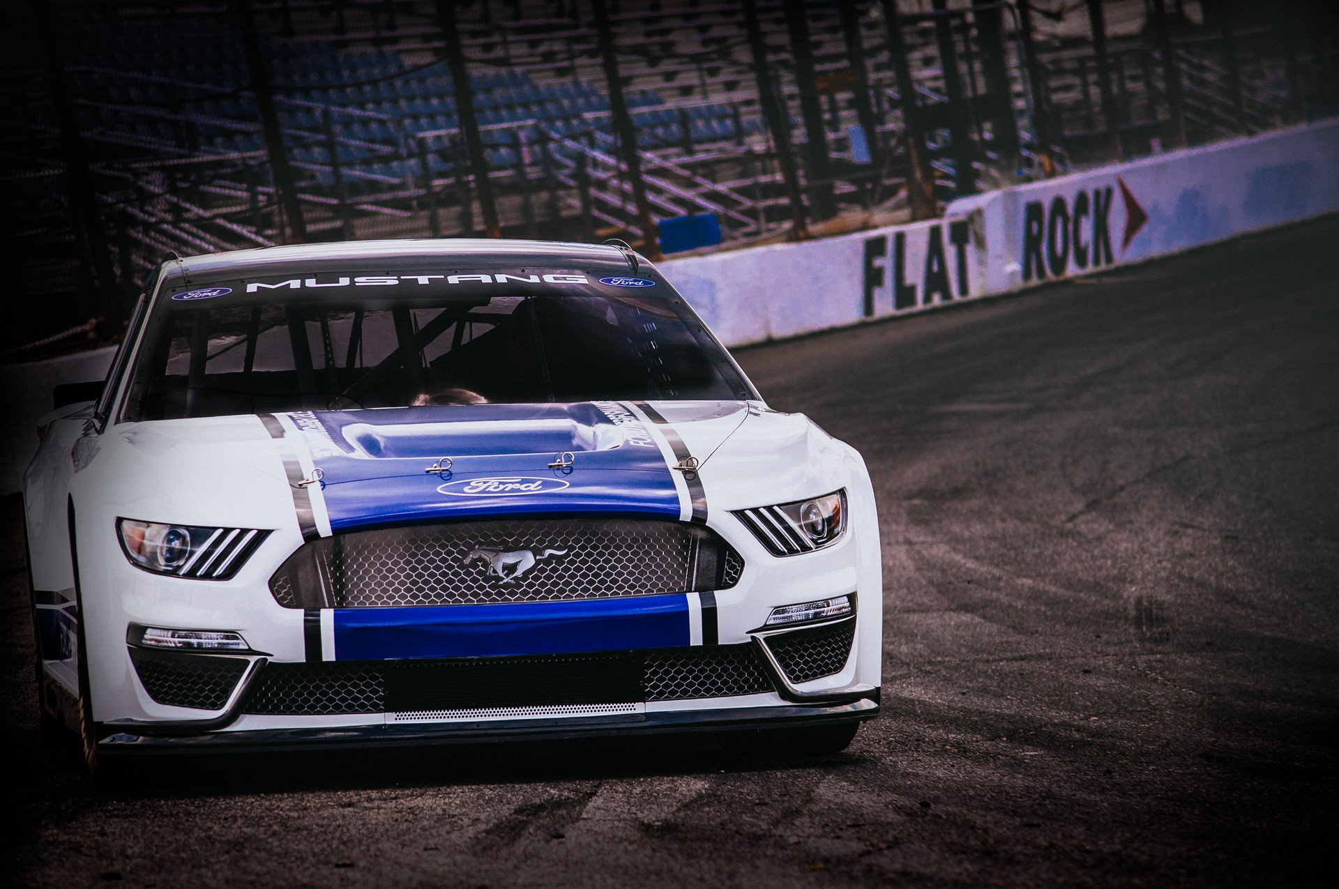 Ford Mustang Monster Energy NASCAR 2019 13