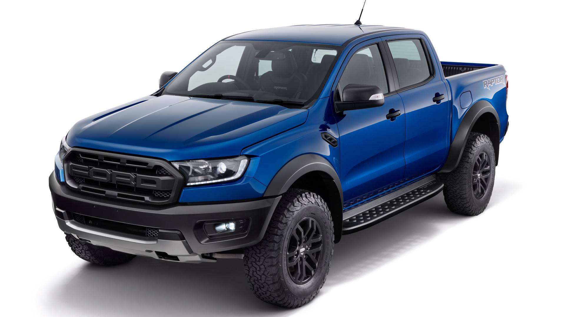 Ford Ranger Raptor 2018 (1)