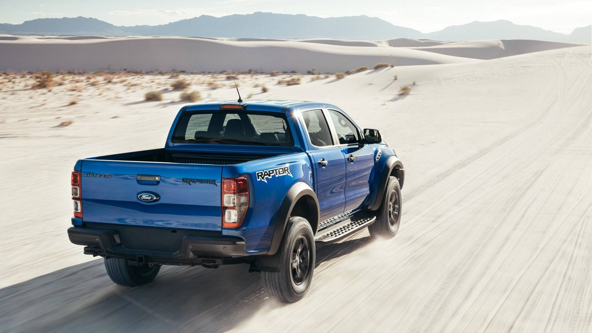 Ford Ranger Raptor 2018 (10)