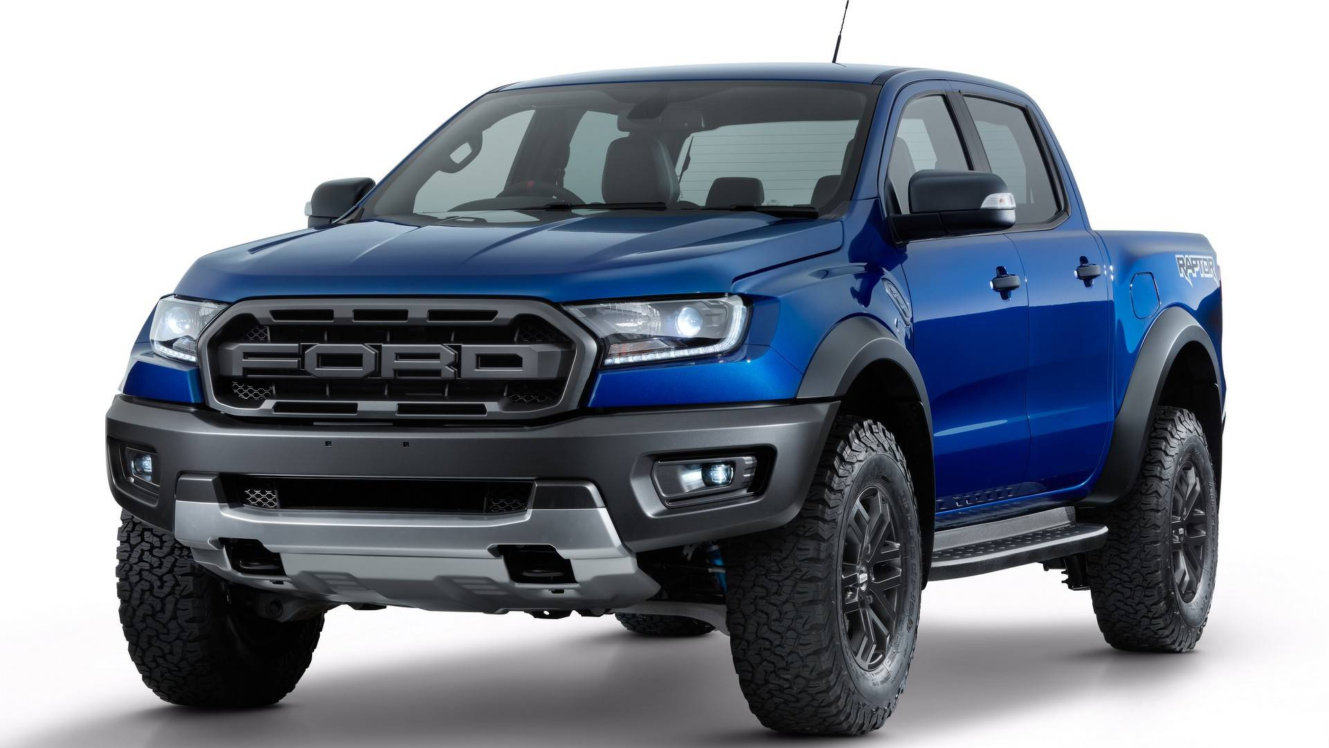 Ford Ranger Raptor 2018 (2)