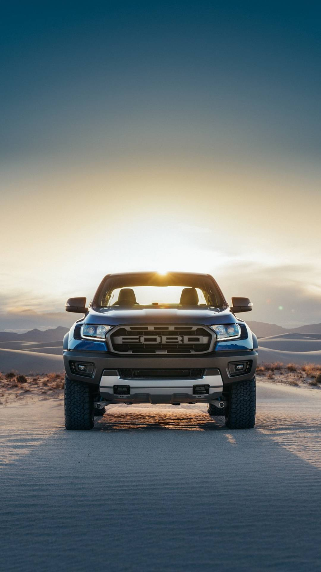 Ford Ranger Raptor 2018 (5)