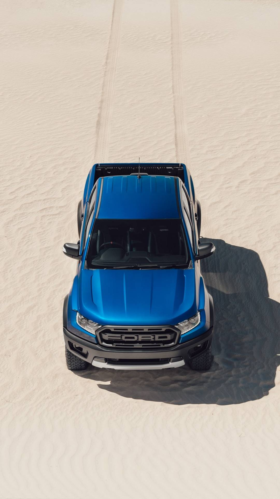 Ford Ranger Raptor 2018 (6)