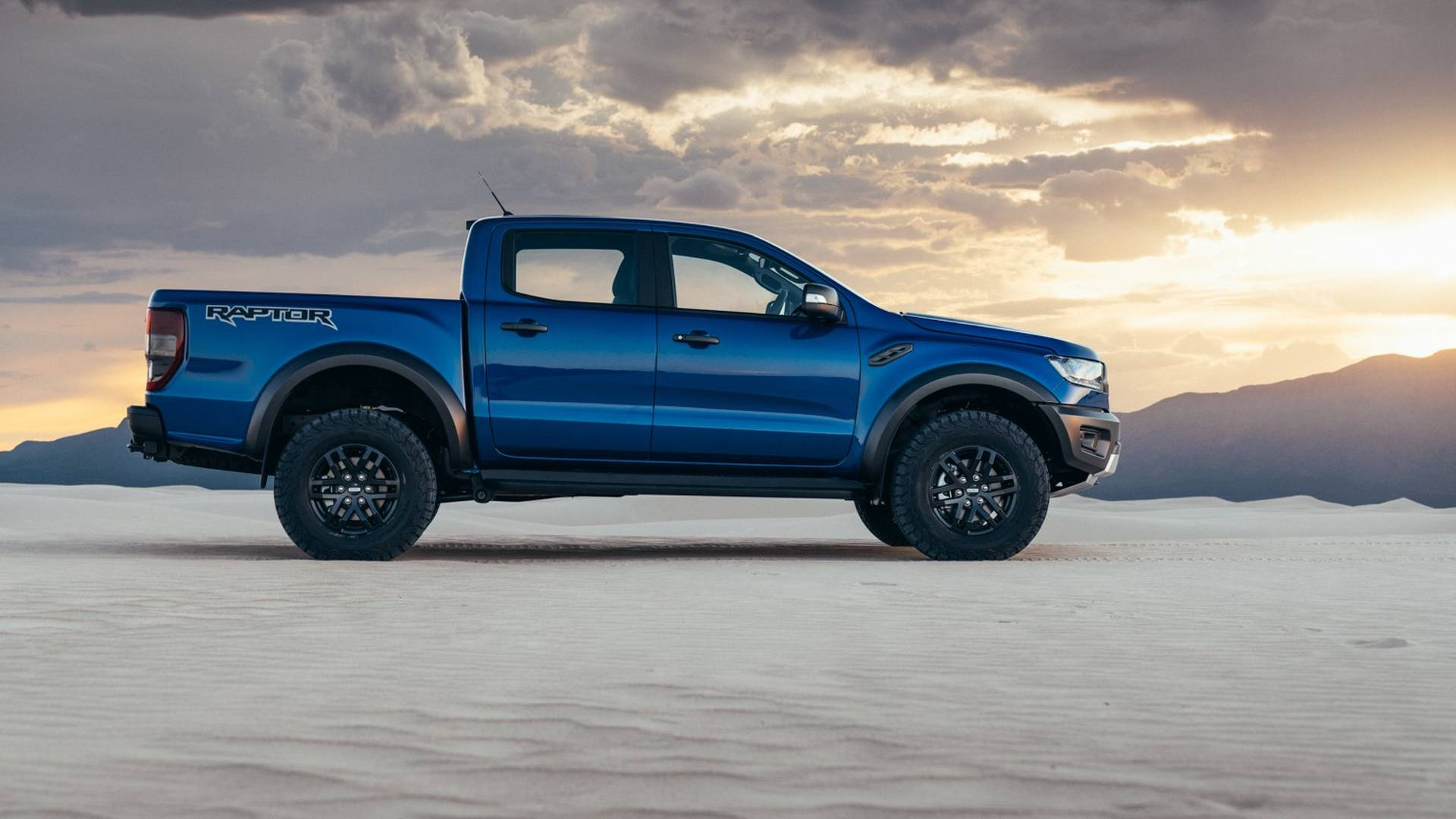 Ford Ranger Raptor 2018 (7)