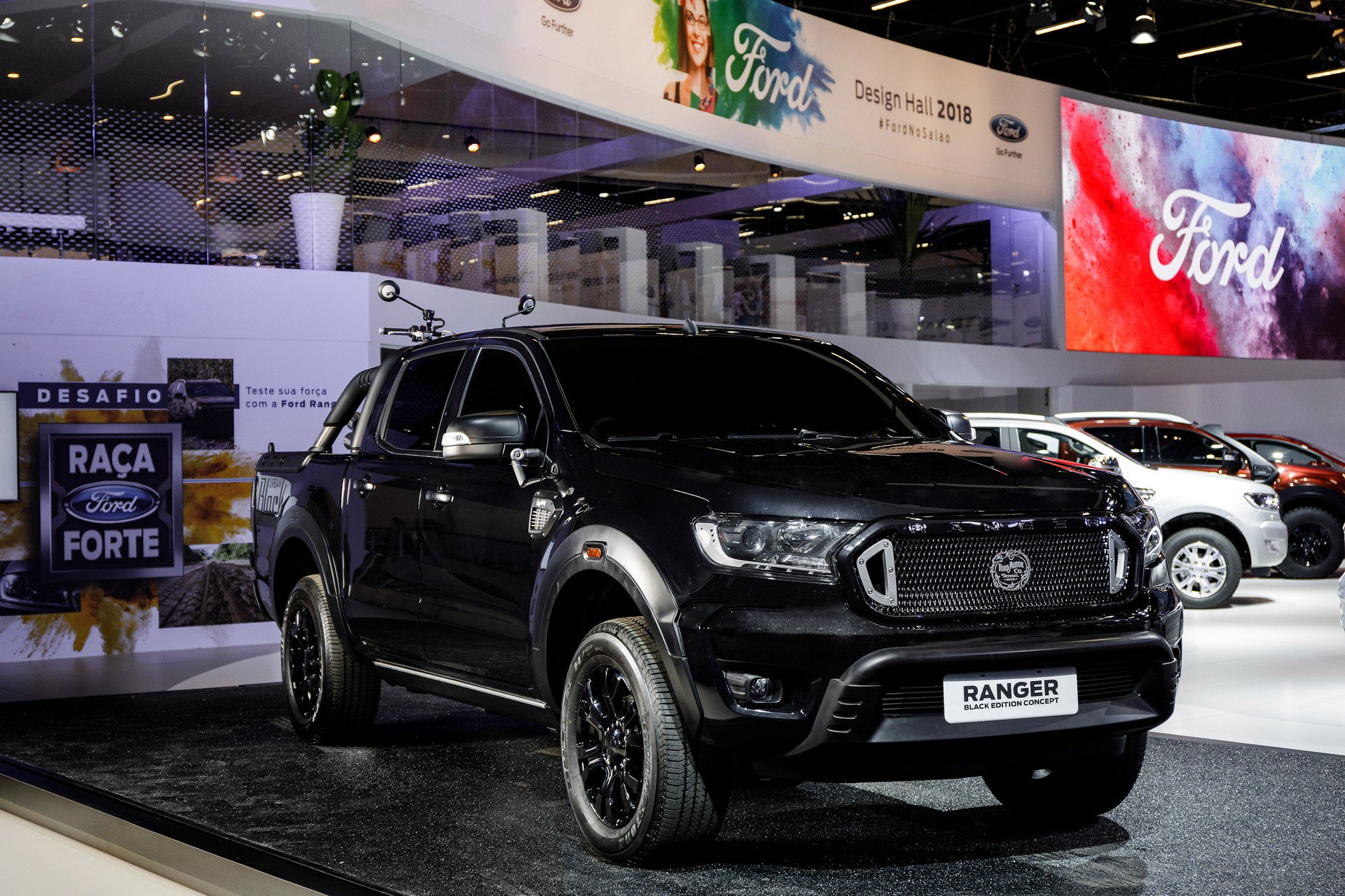 Ford Ranger Storm Concept and Ka Urban Warrior Concept (4)