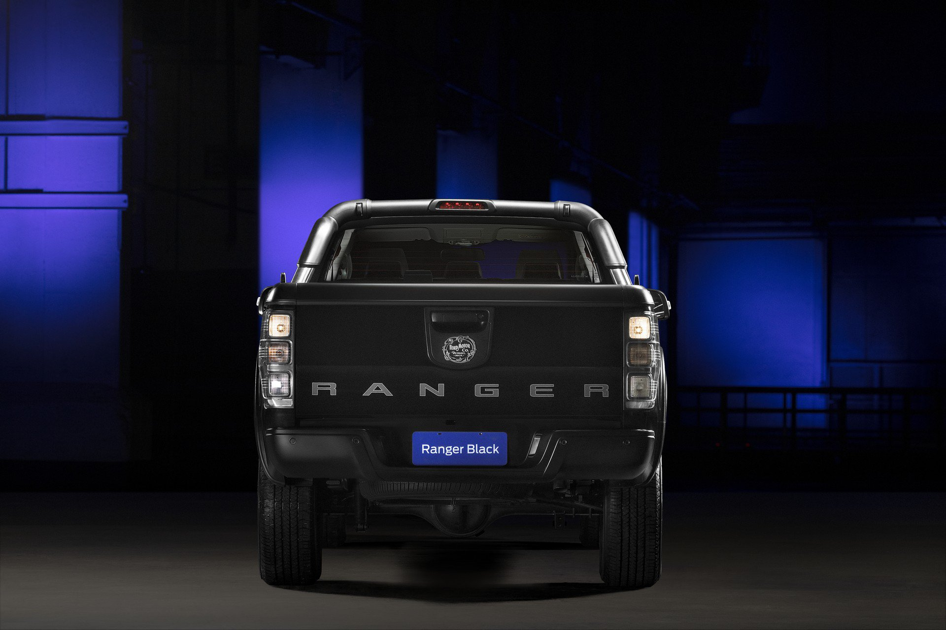 Ford Ranger Storm Concept and Ka Urban Warrior Concept (6)