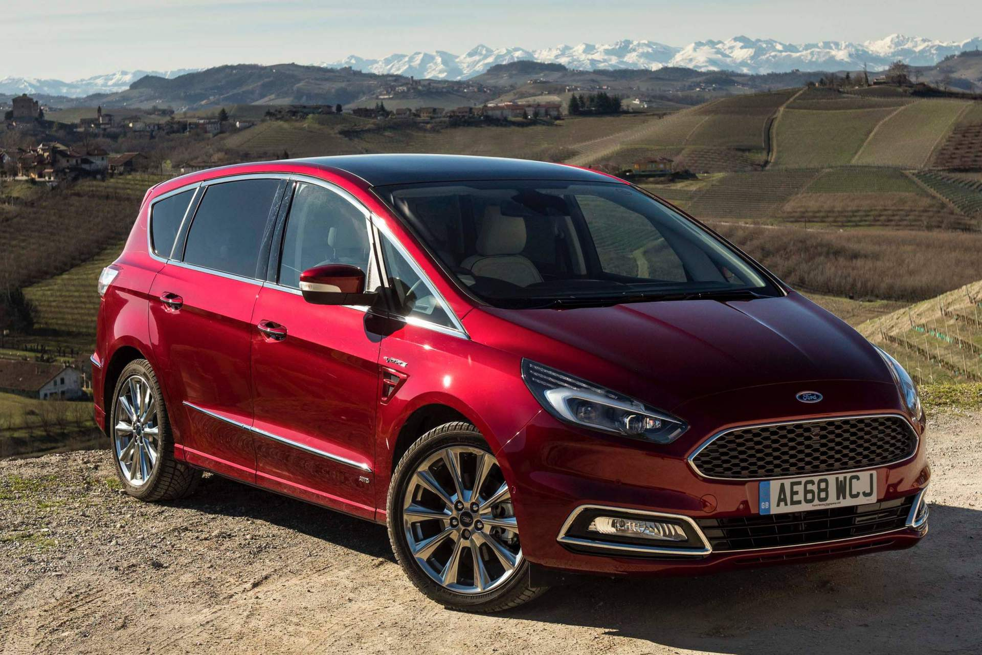 Ford S-Max and Galaxy 2019 (1)
