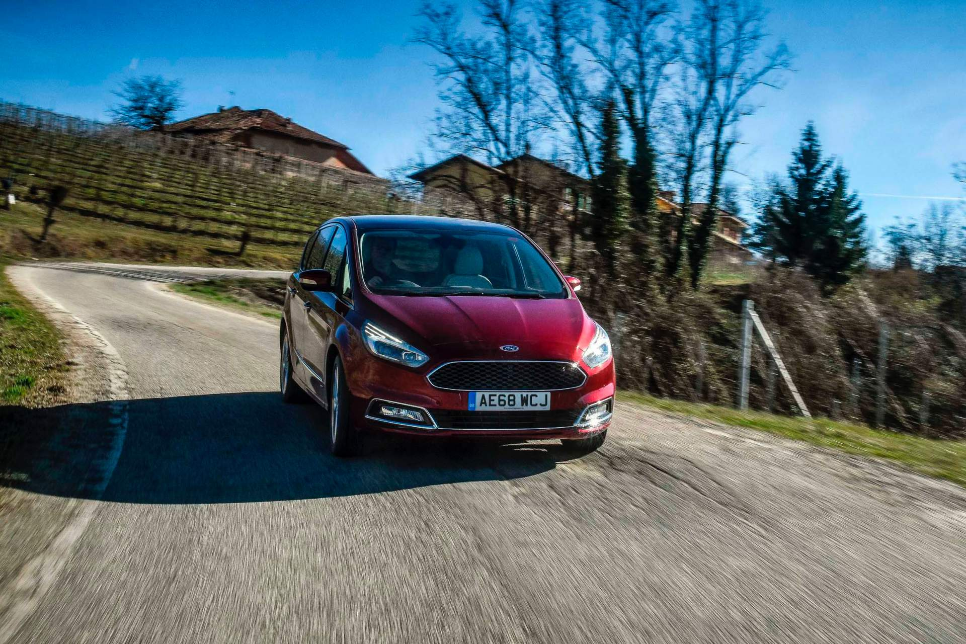 Ford S-Max and Galaxy 2019 (2)
