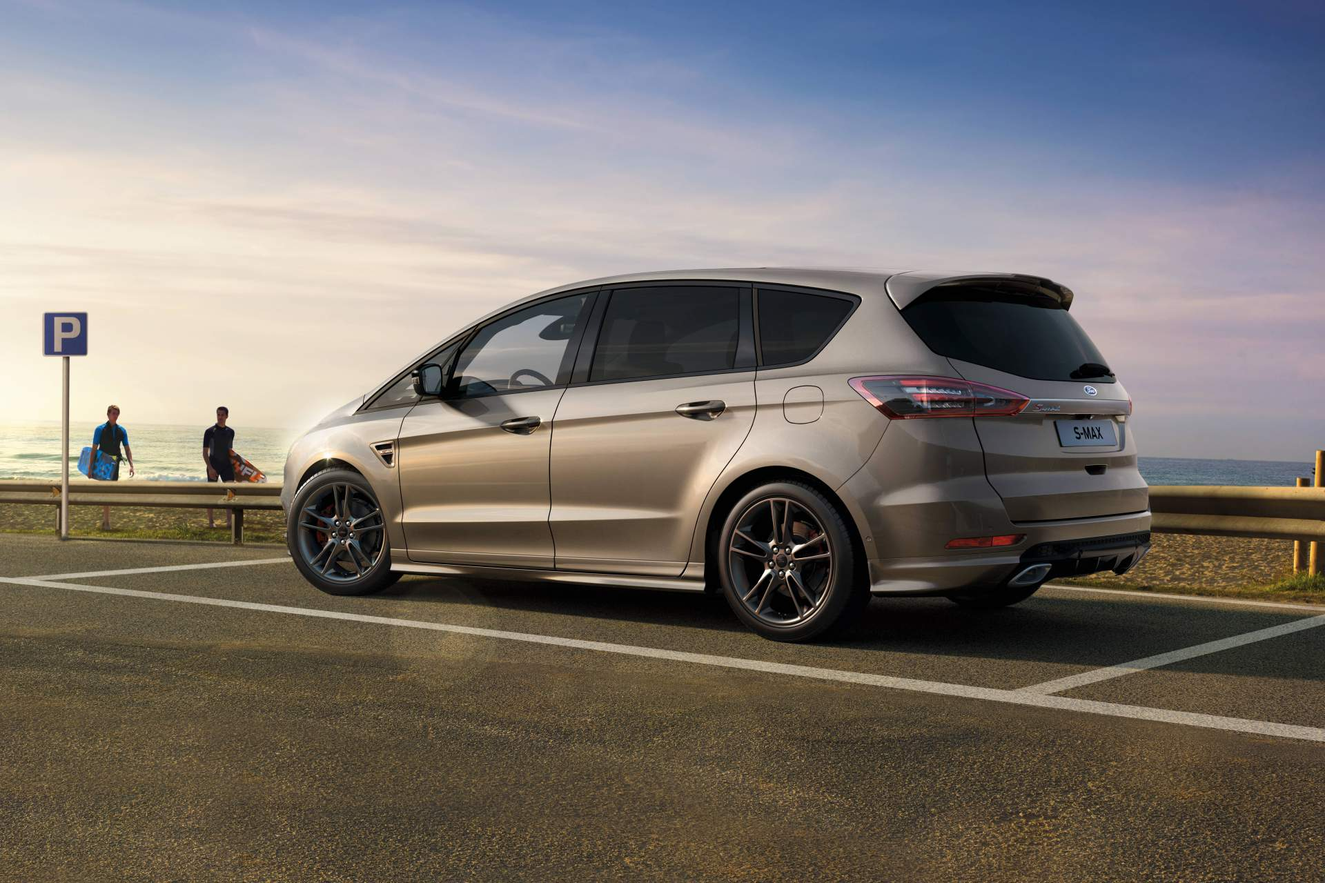 Ford S-Max and Galaxy 2019 (6)