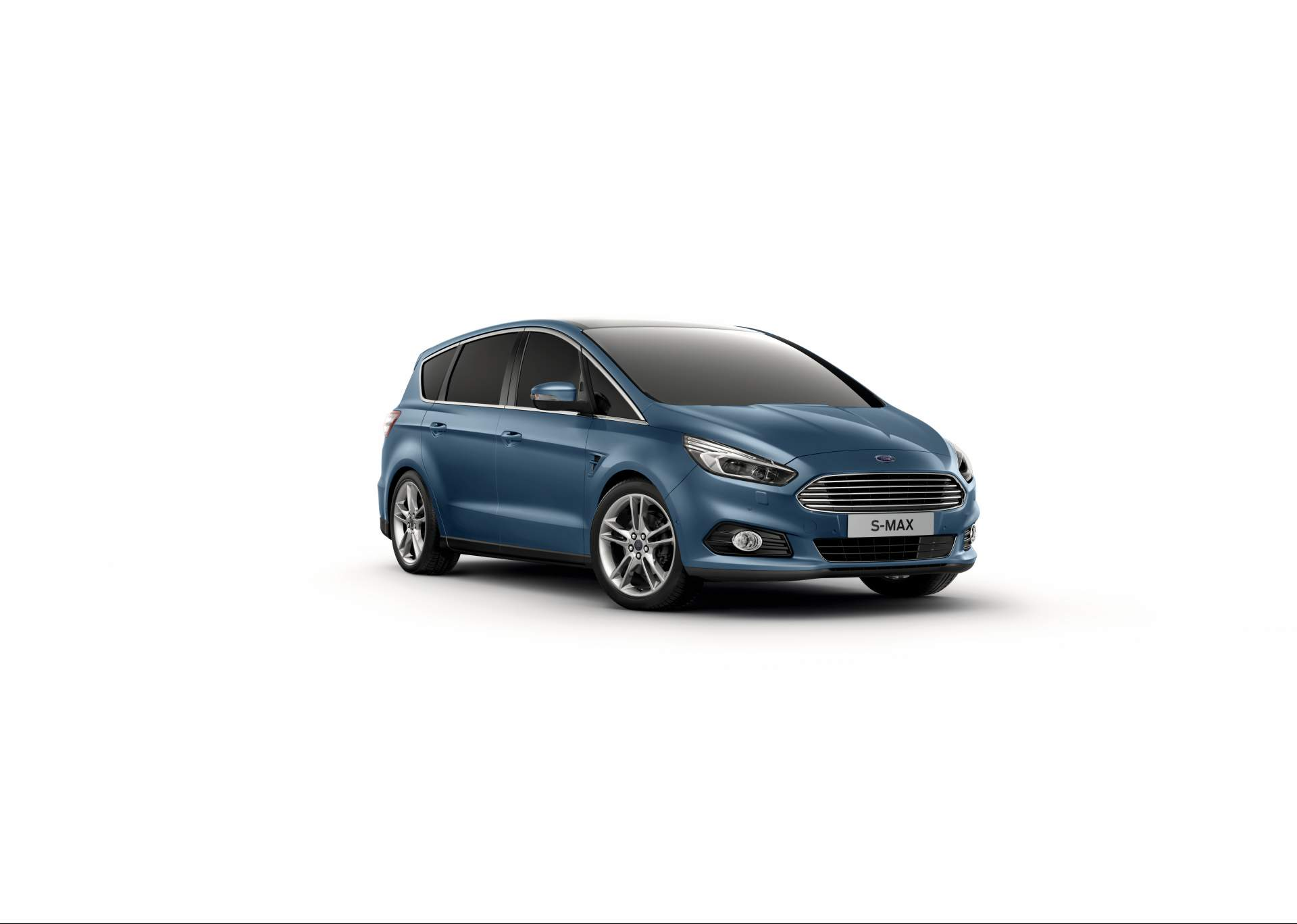 Enhanced Ford S-MAX and Ford Galaxy Gain New Technologies and New Powertrains