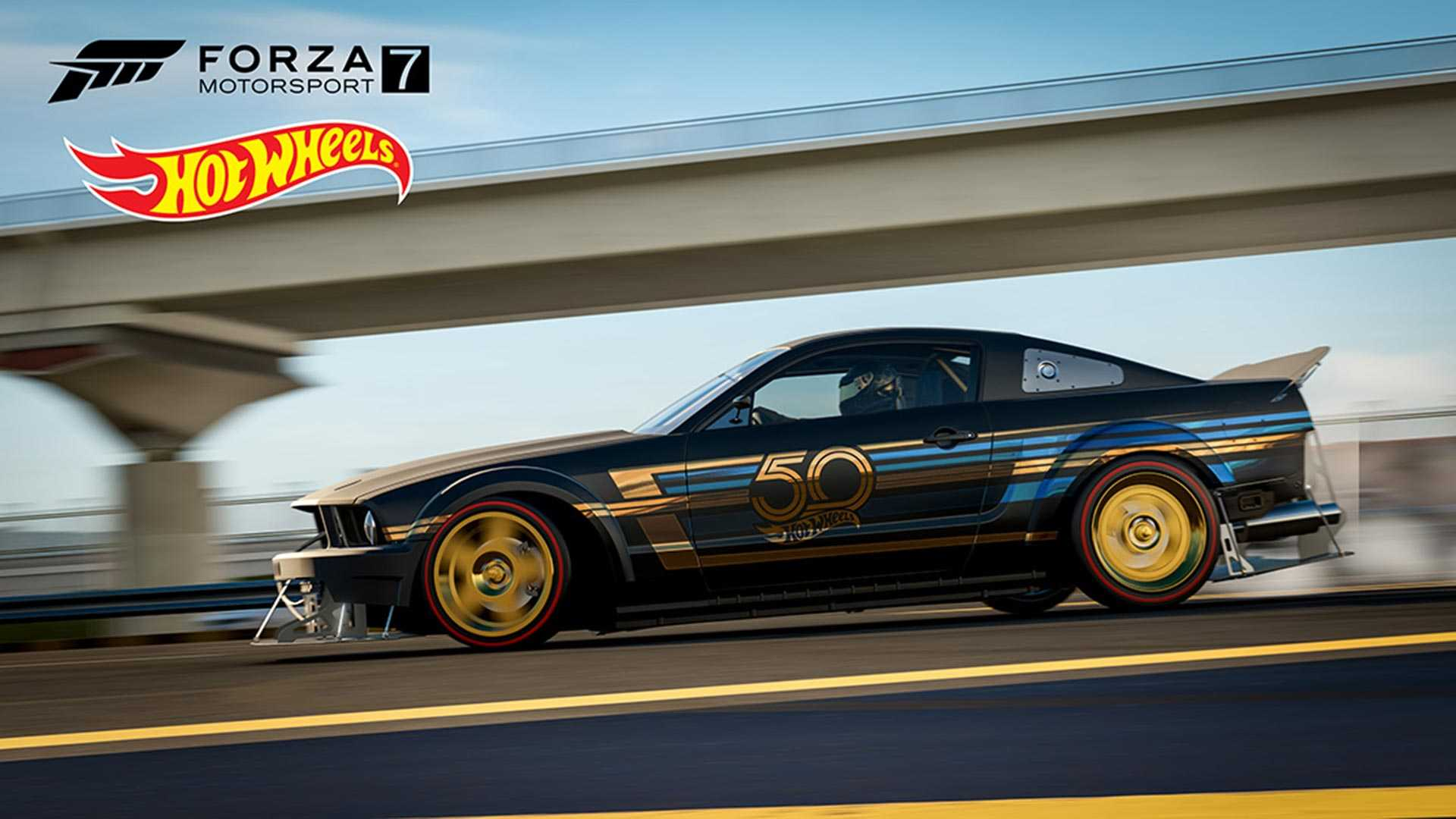Forza Motorsport 7 Hot Wheels Pack (3)