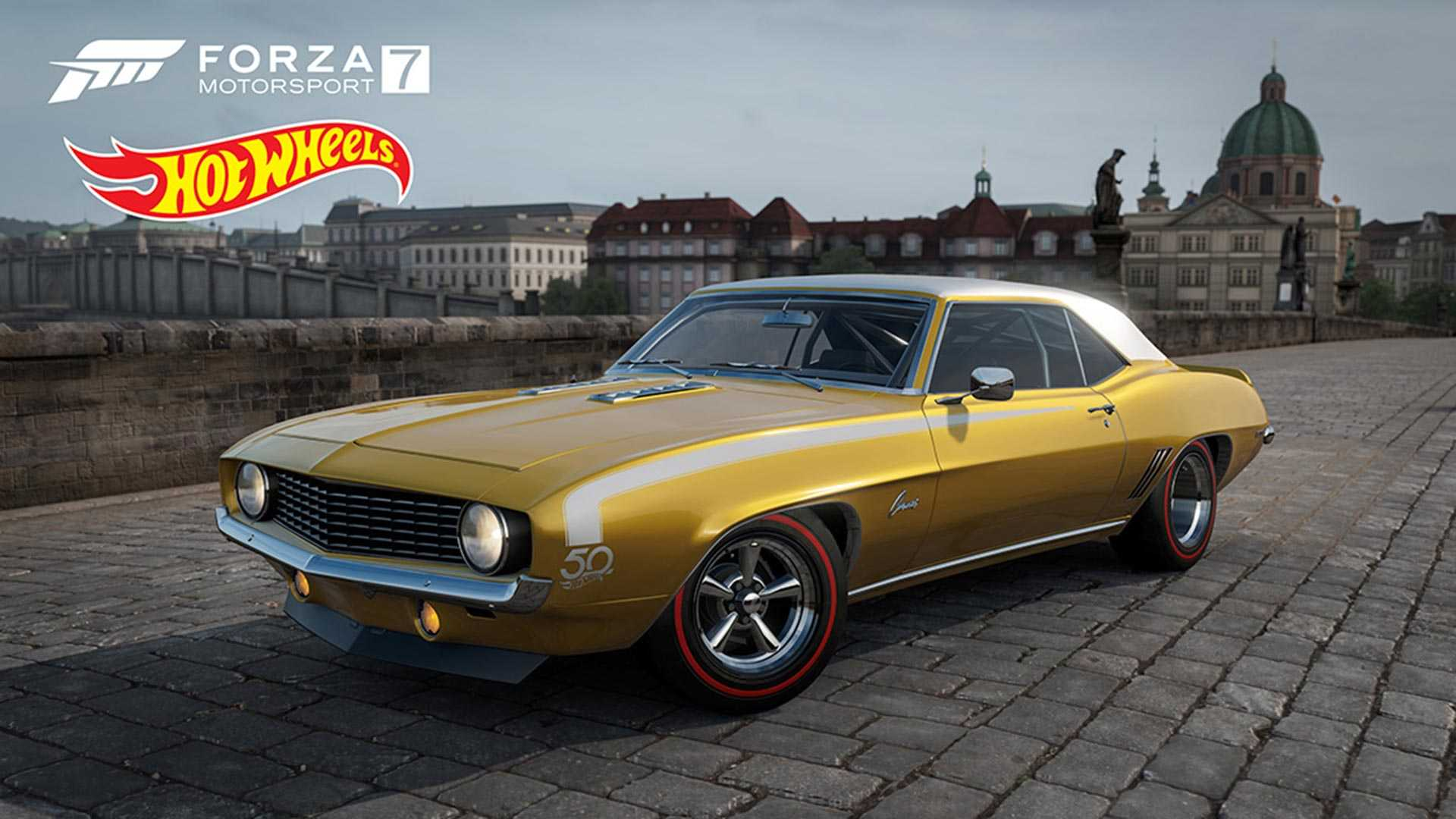 Forza Motorsport 7 Hot Wheels Pack (5)