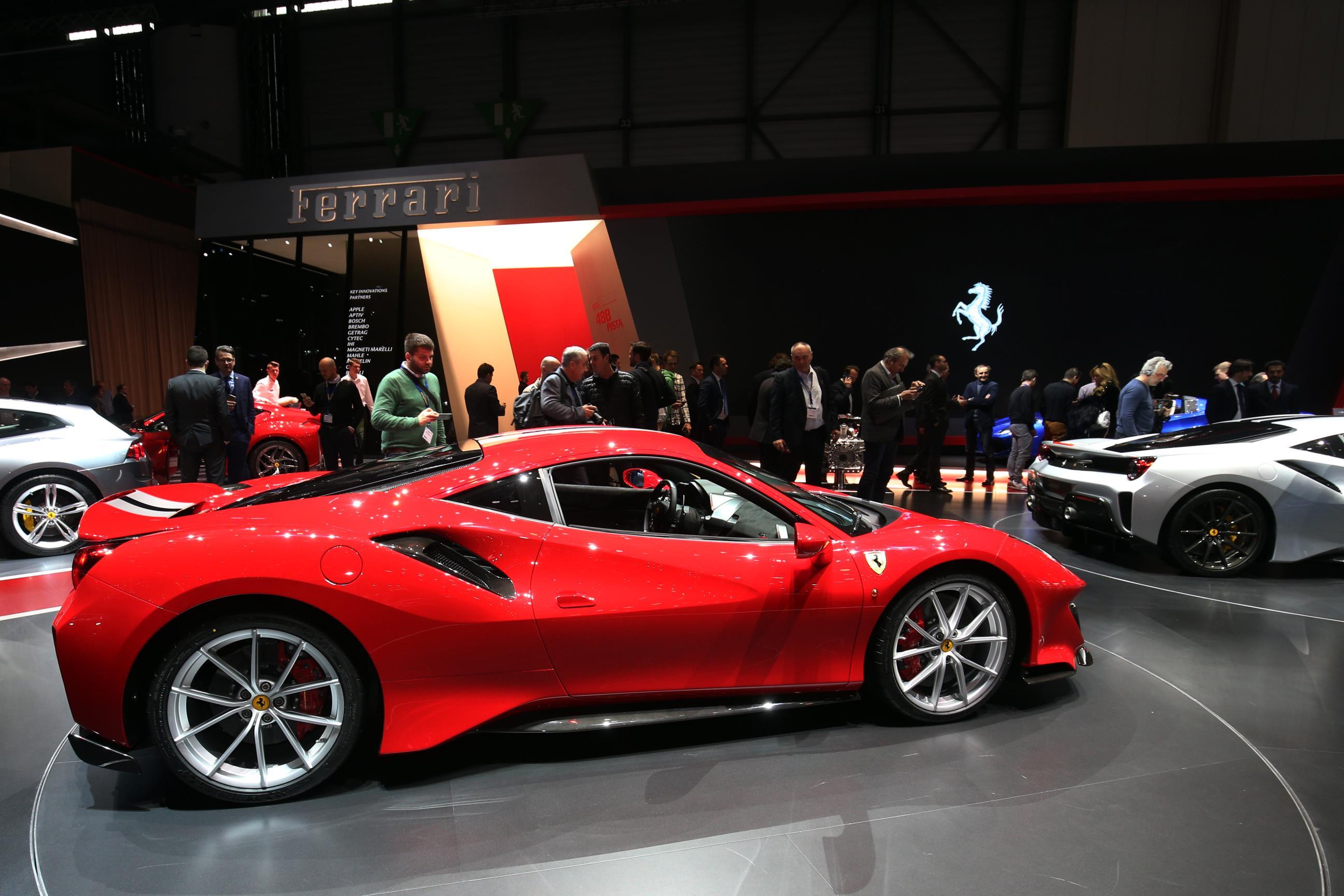 Geneva Motor Show 2018 Mega Gallery Part 1 (11)