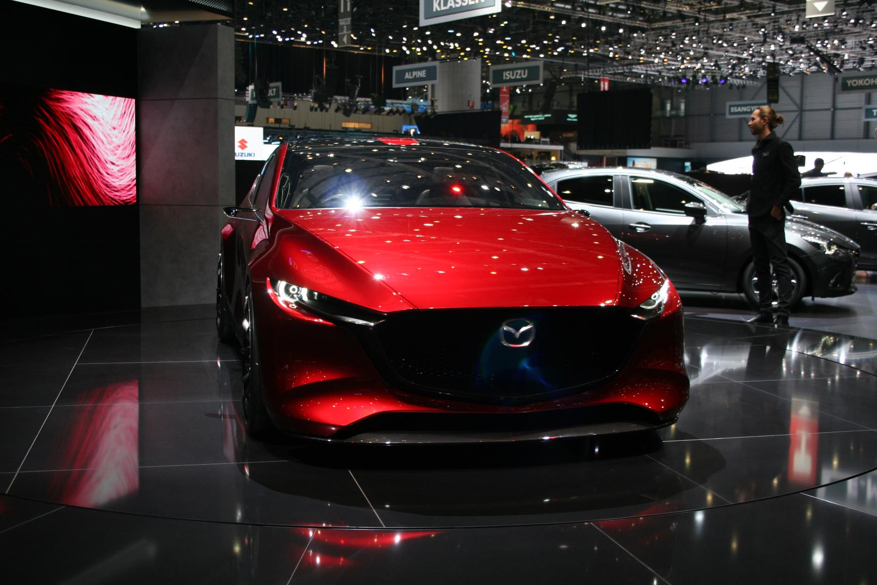 Geneva Motor Show 2018 Mega Gallery Part 1 (115)