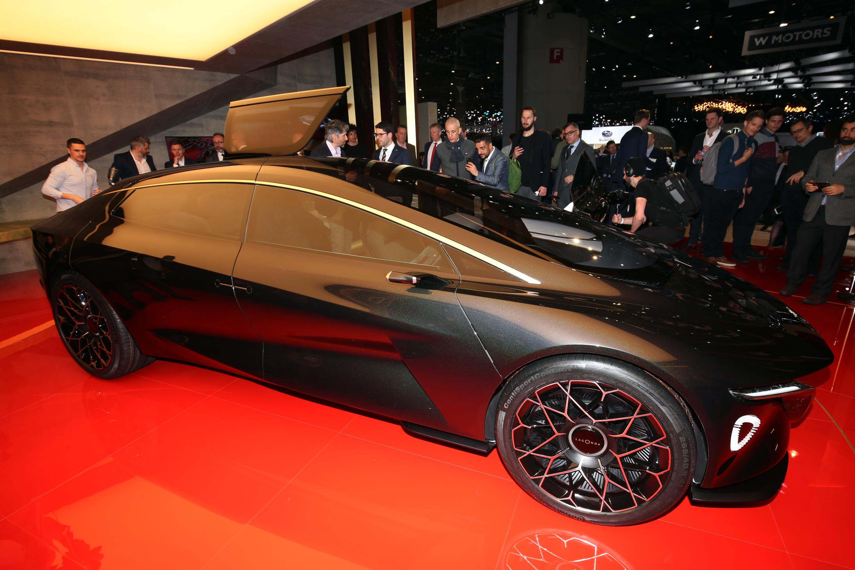 Geneva Motor Show 2018 Mega Gallery Part 1 (16)