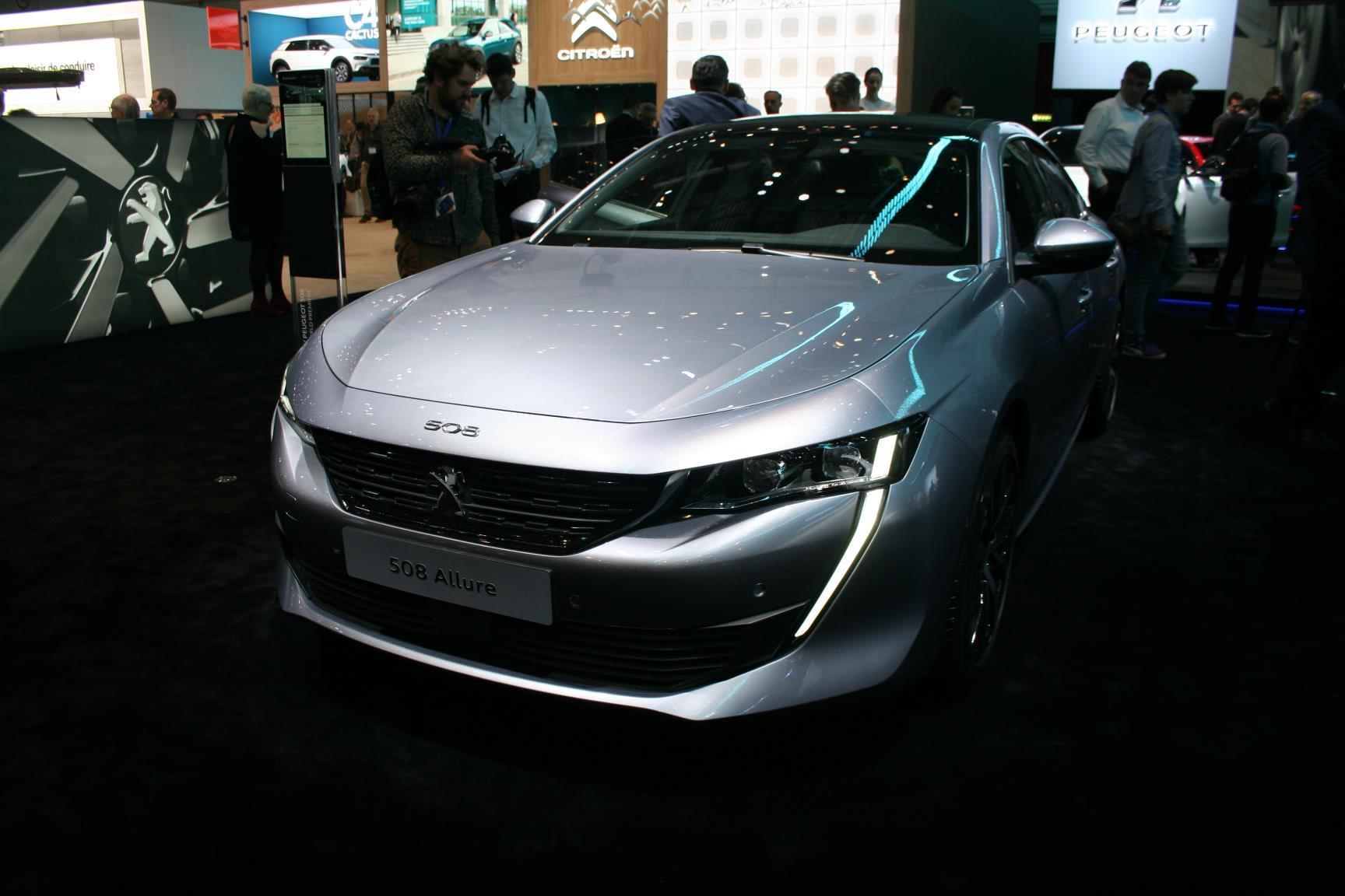 Geneva Motor Show 2018 Mega Gallery Part 1 (163)