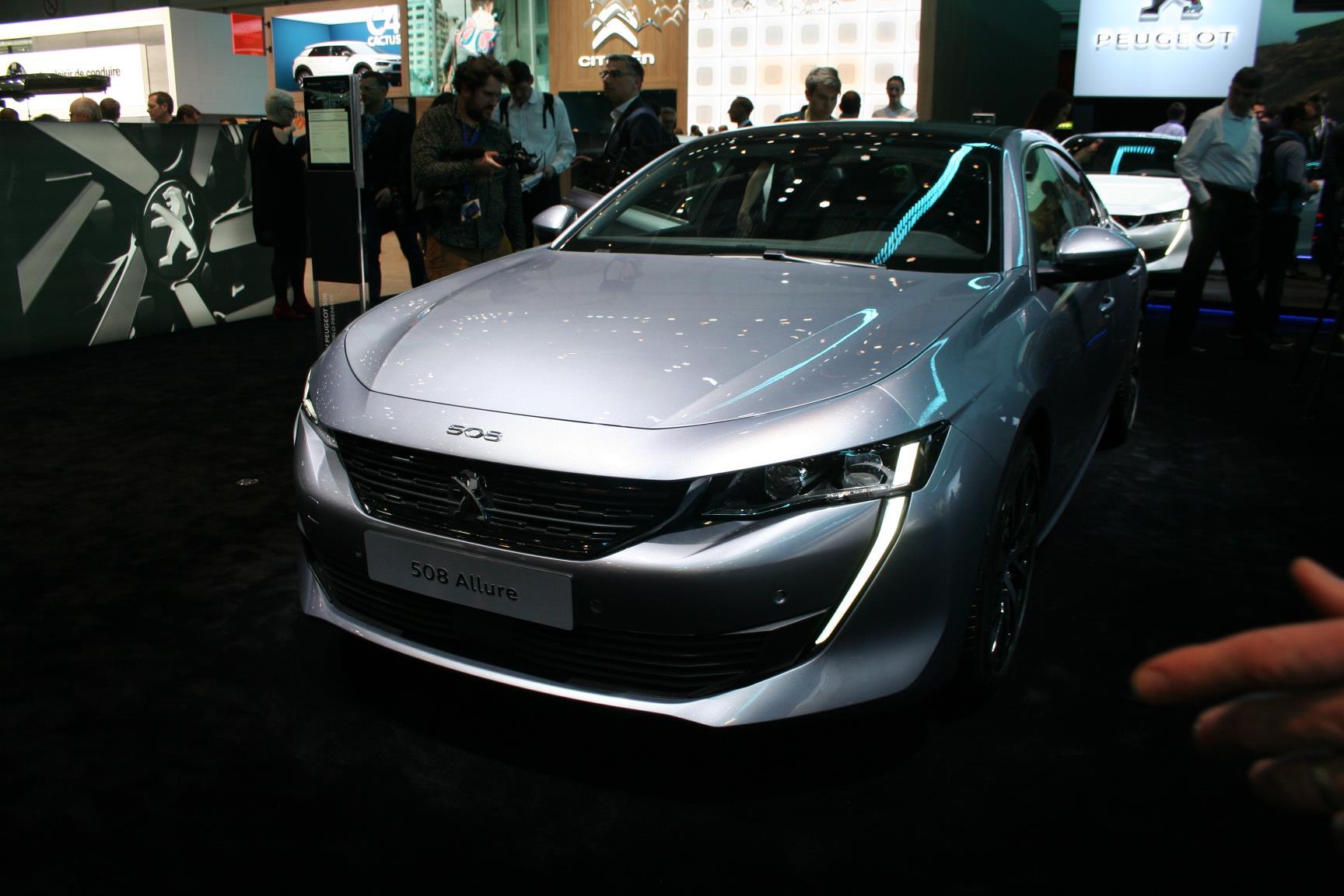 Geneva Motor Show 2018 Mega Gallery Part 1 (164)