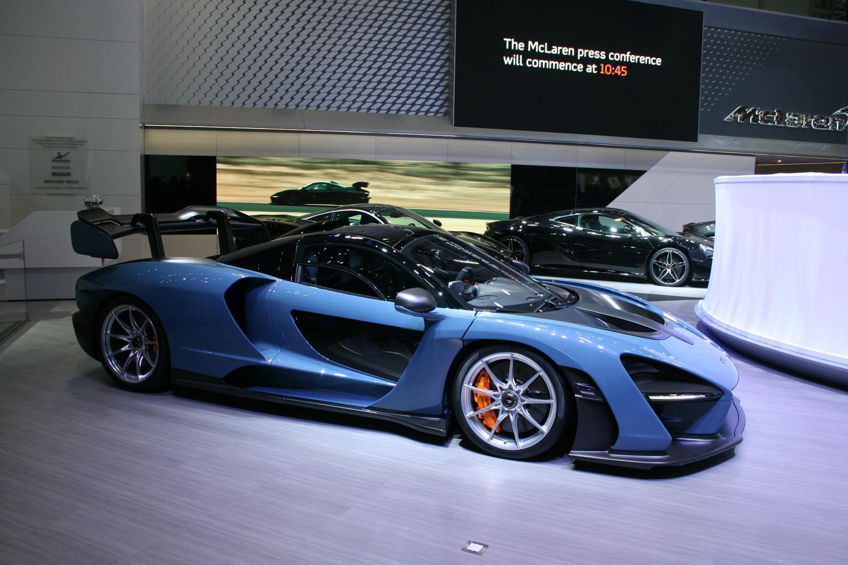 Geneva Motor Show 2018 Mega Gallery Part 1 (167)