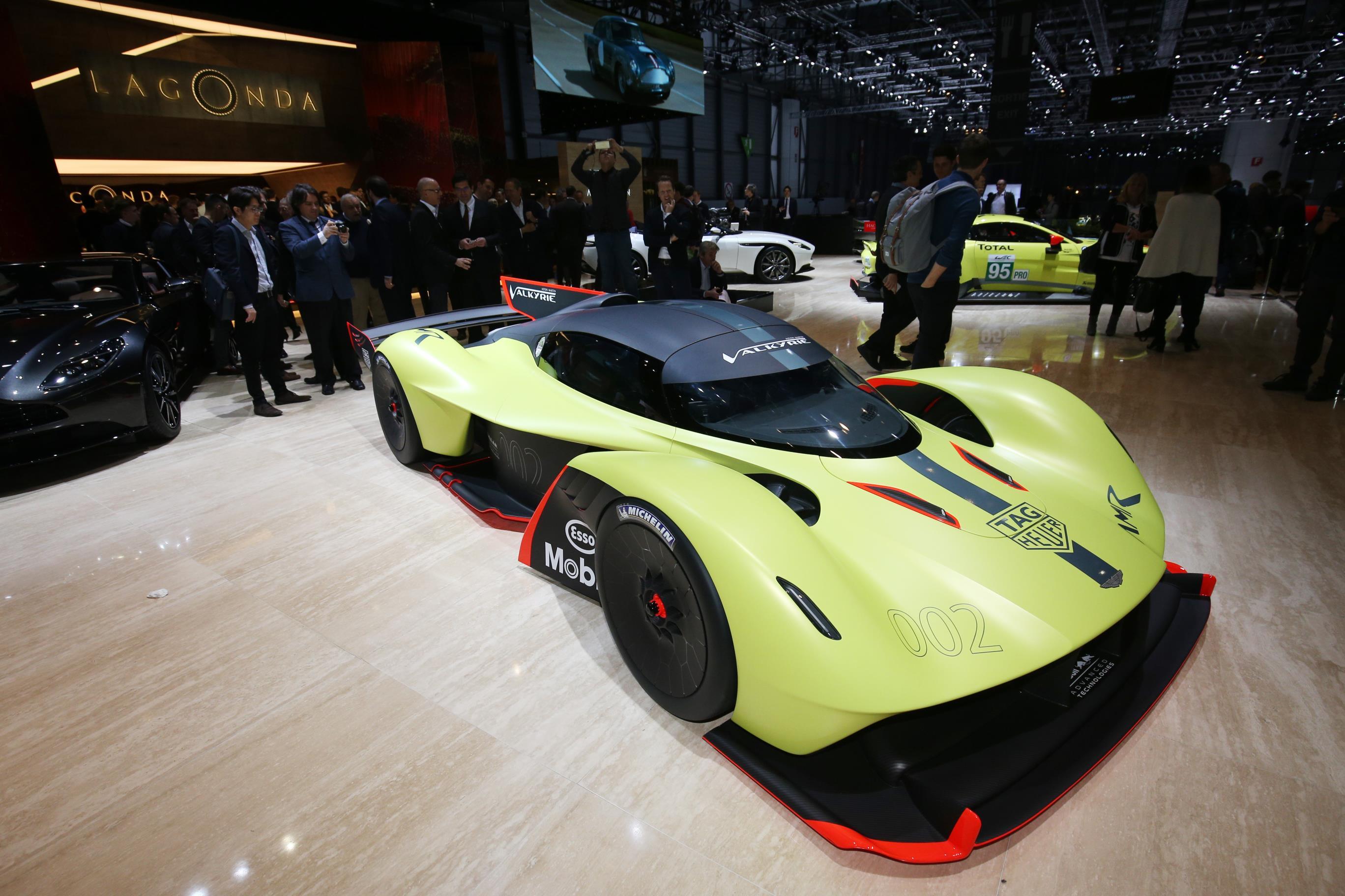 Geneva Motor Show 2018 Mega Gallery Part 1 (17)