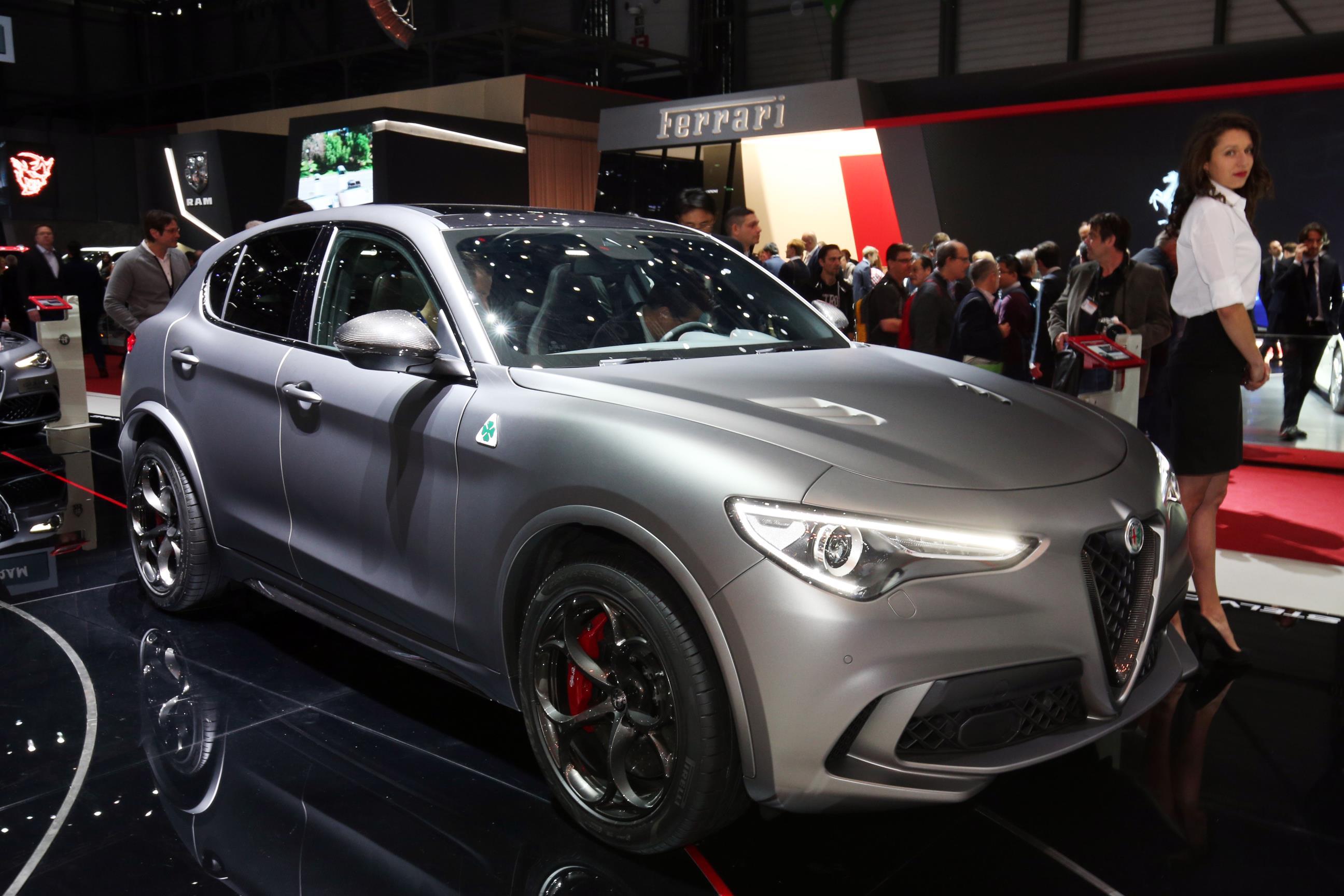 Geneva Motor Show 2018 Mega Gallery Part 1 (2)