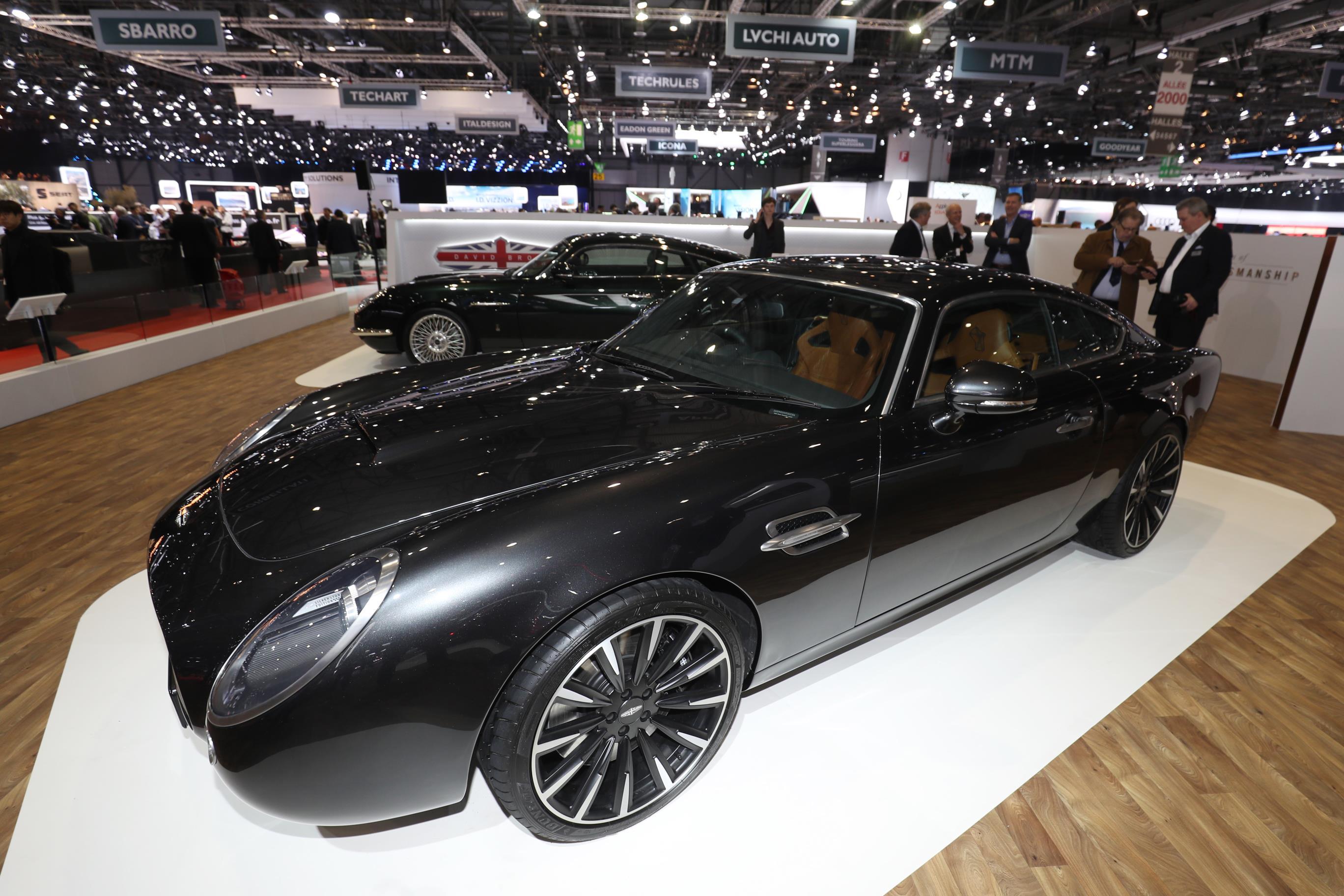 Geneva Motor Show 2018 Mega Gallery Part 1 (200)