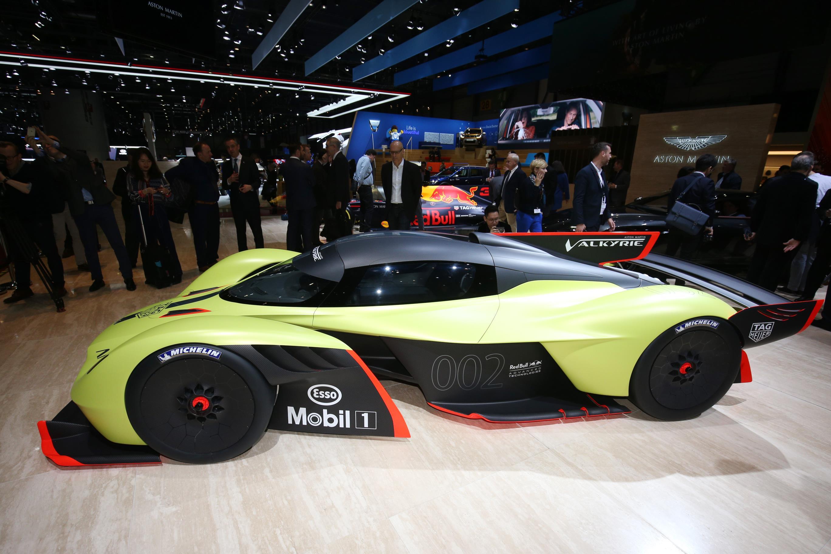 Geneva Motor Show 2018 Mega Gallery Part 1 (21)