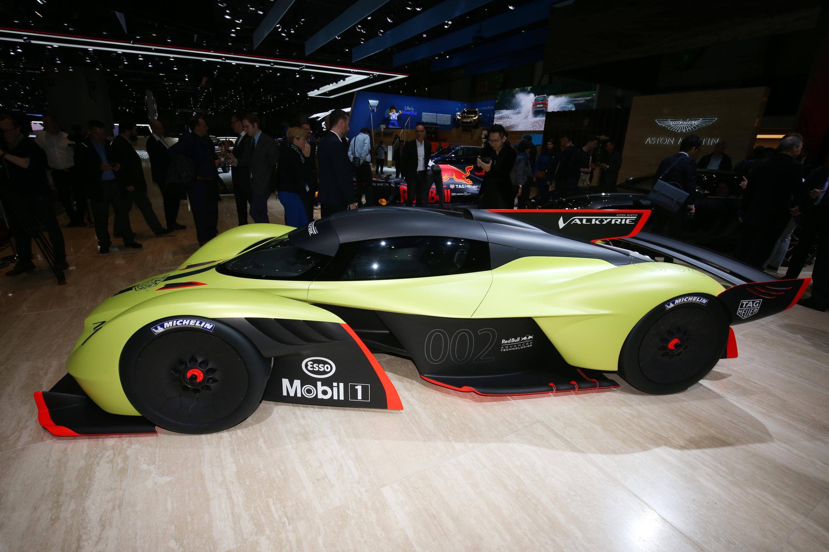 Geneva Motor Show 2018 Mega Gallery Part 1 (22)