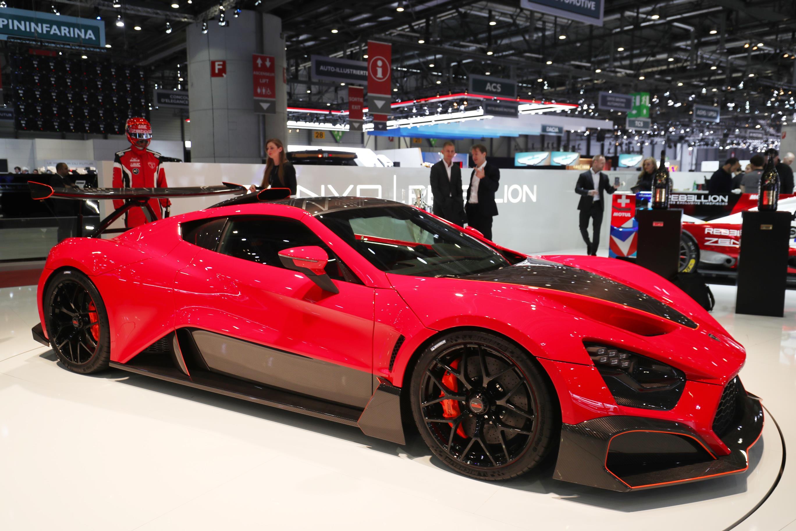 Geneva Motor Show 2018 Mega Gallery Part 1 (225)
