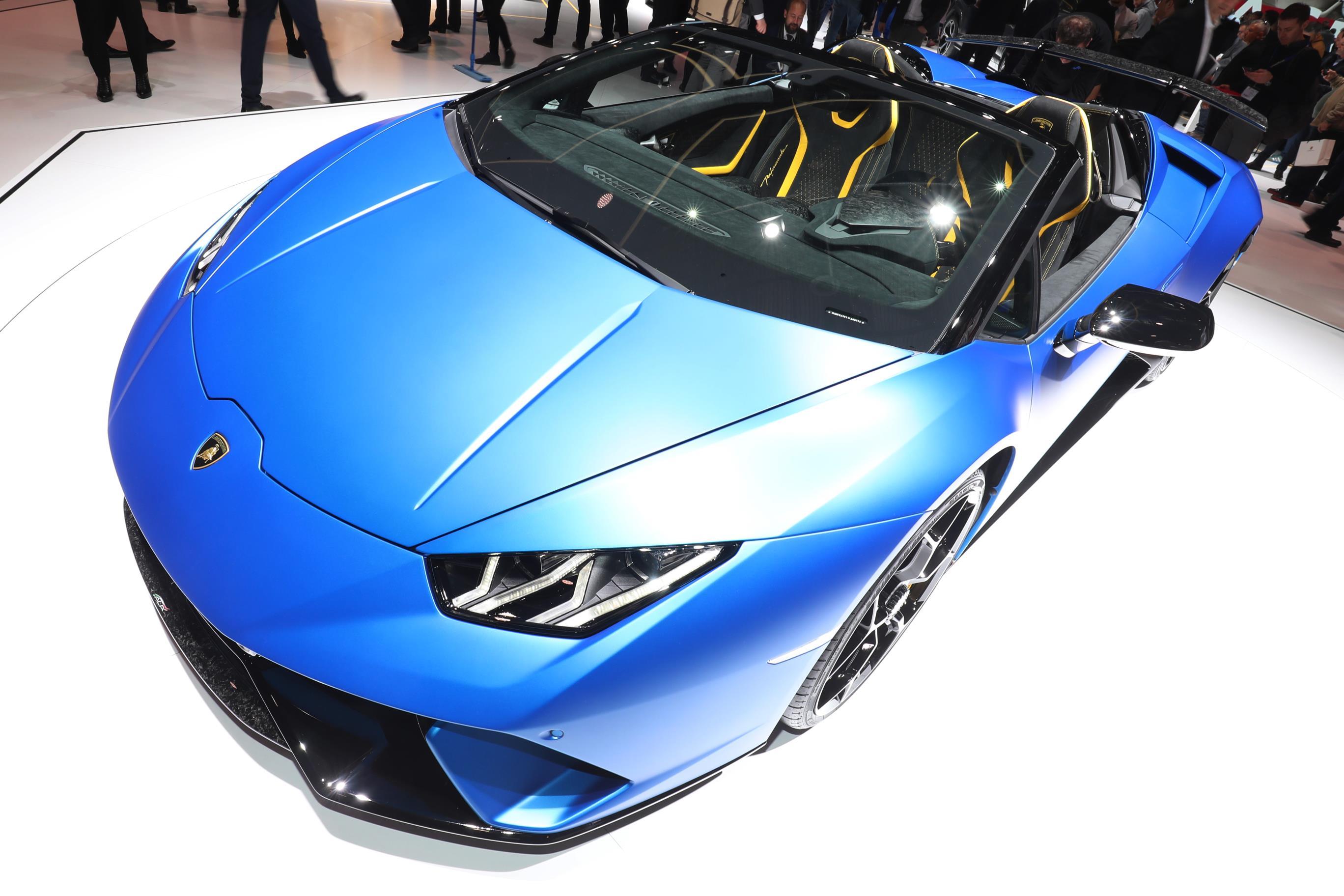 Geneva Motor Show 2018 Mega Gallery Part 1 (248)