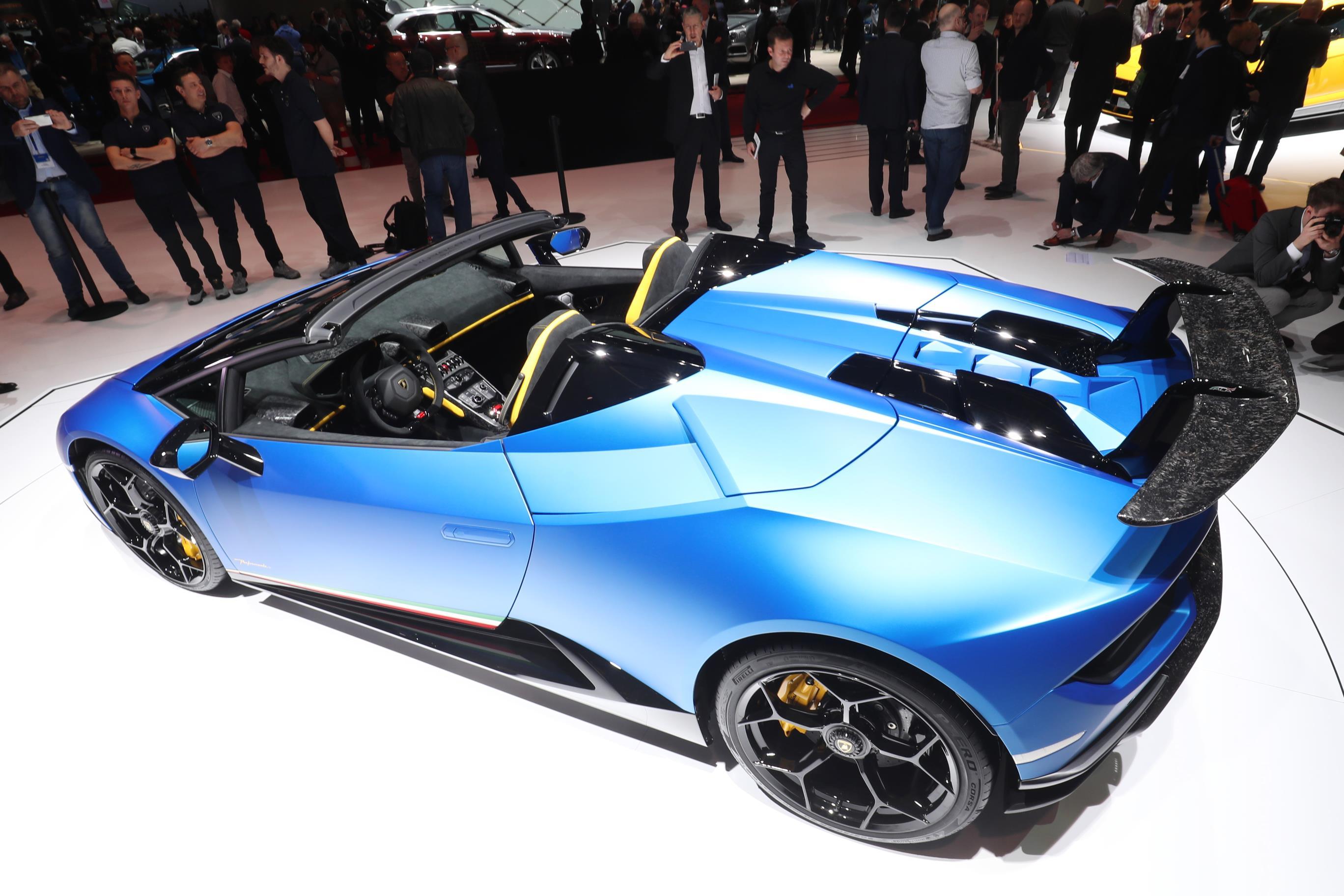 Geneva Motor Show 2018 Mega Gallery Part 1 (250)