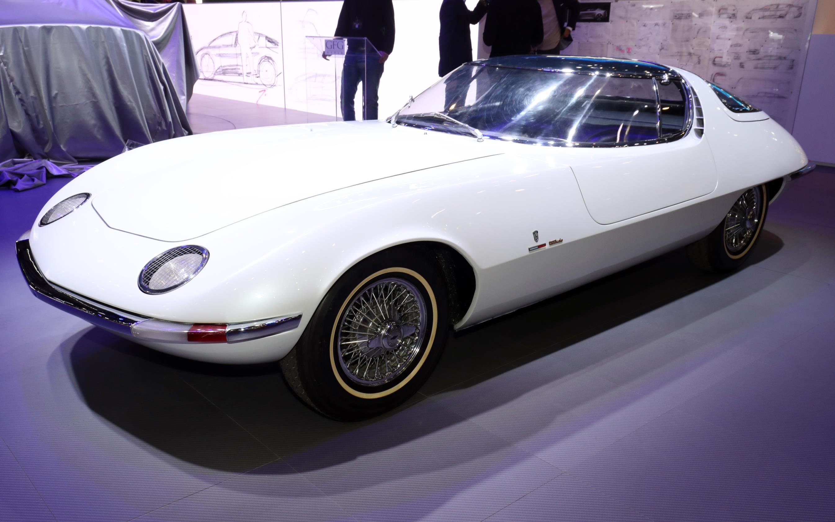 Geneva Motor Show 2018 Mega Gallery Part 1 (262)
