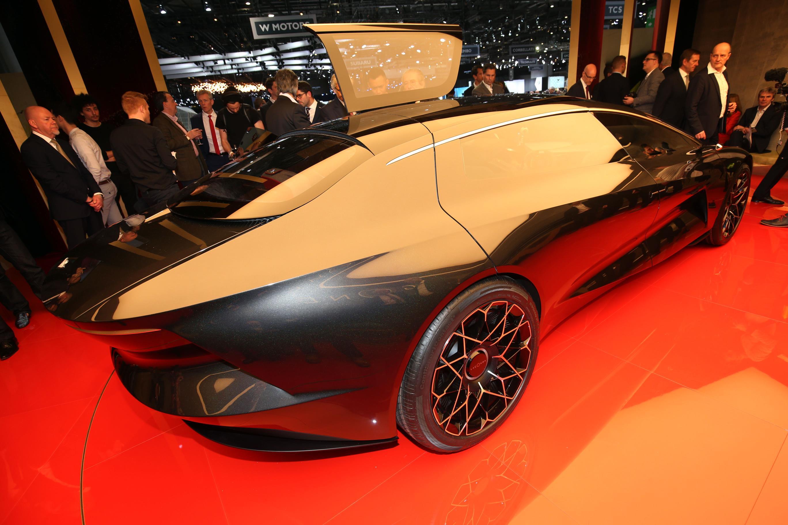 Geneva Motor Show 2018 Mega Gallery Part 1 (274)