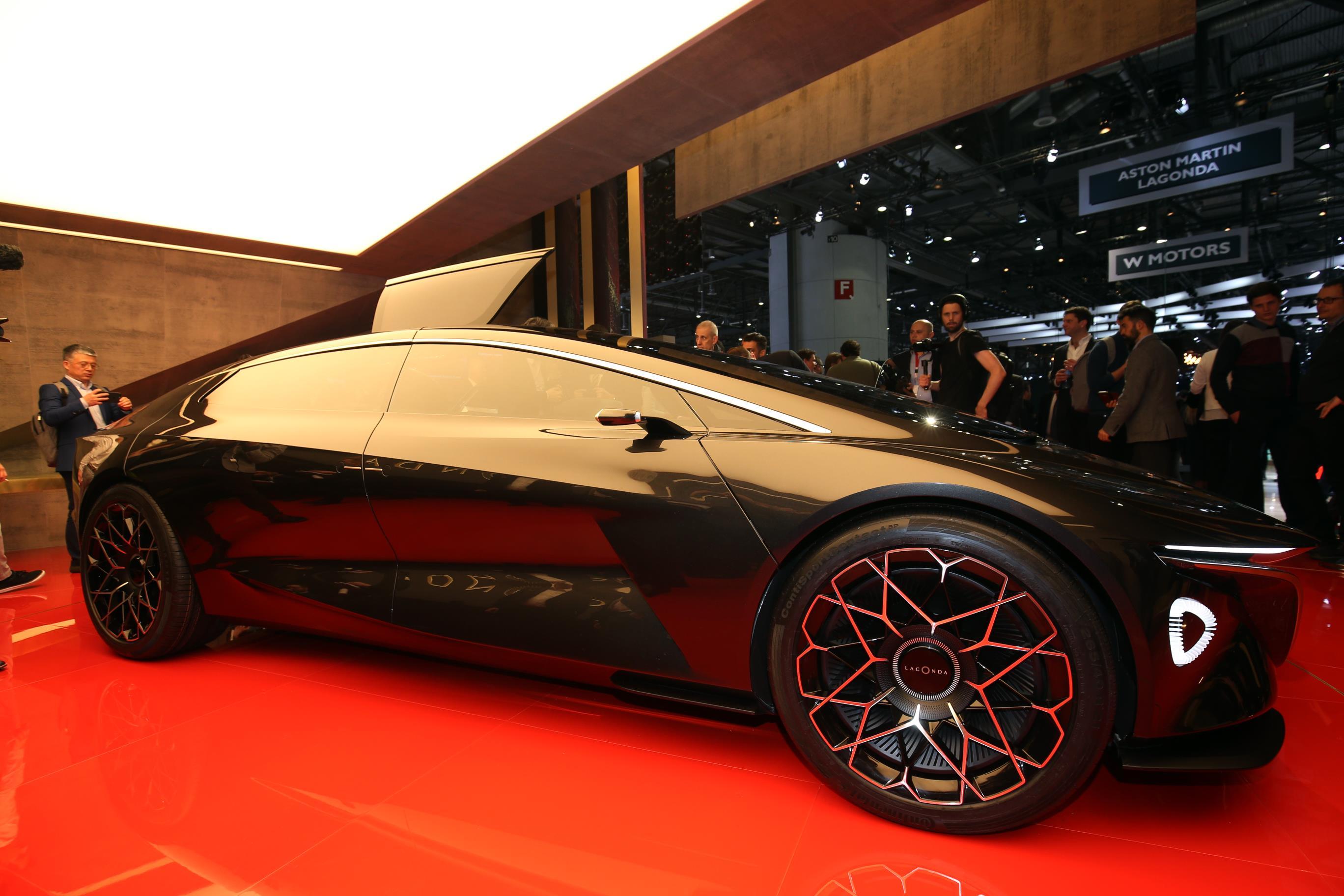 Geneva Motor Show 2018 Mega Gallery Part 1 (299)
