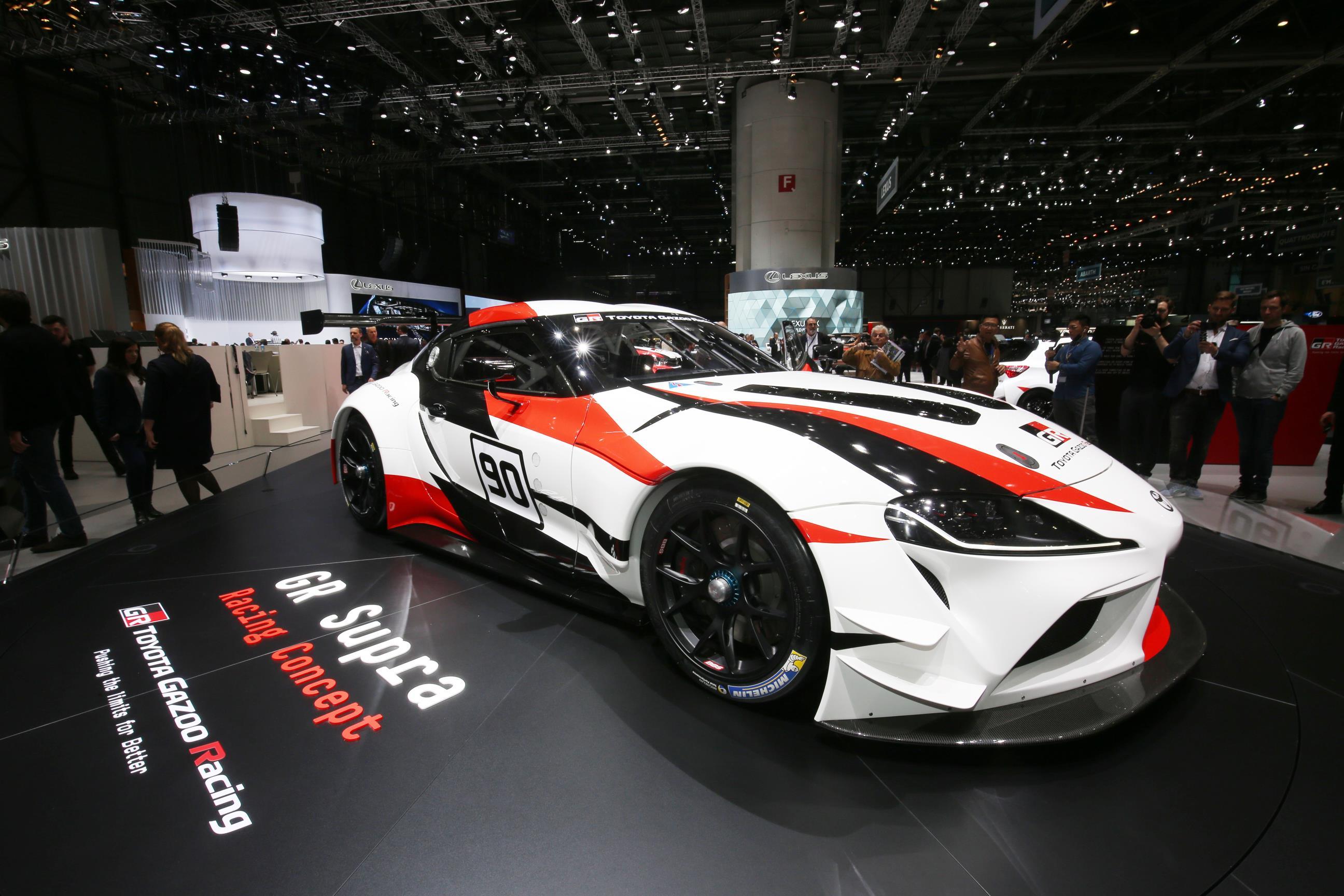 Geneva Motor Show 2018 Mega Gallery Part 1 (321)