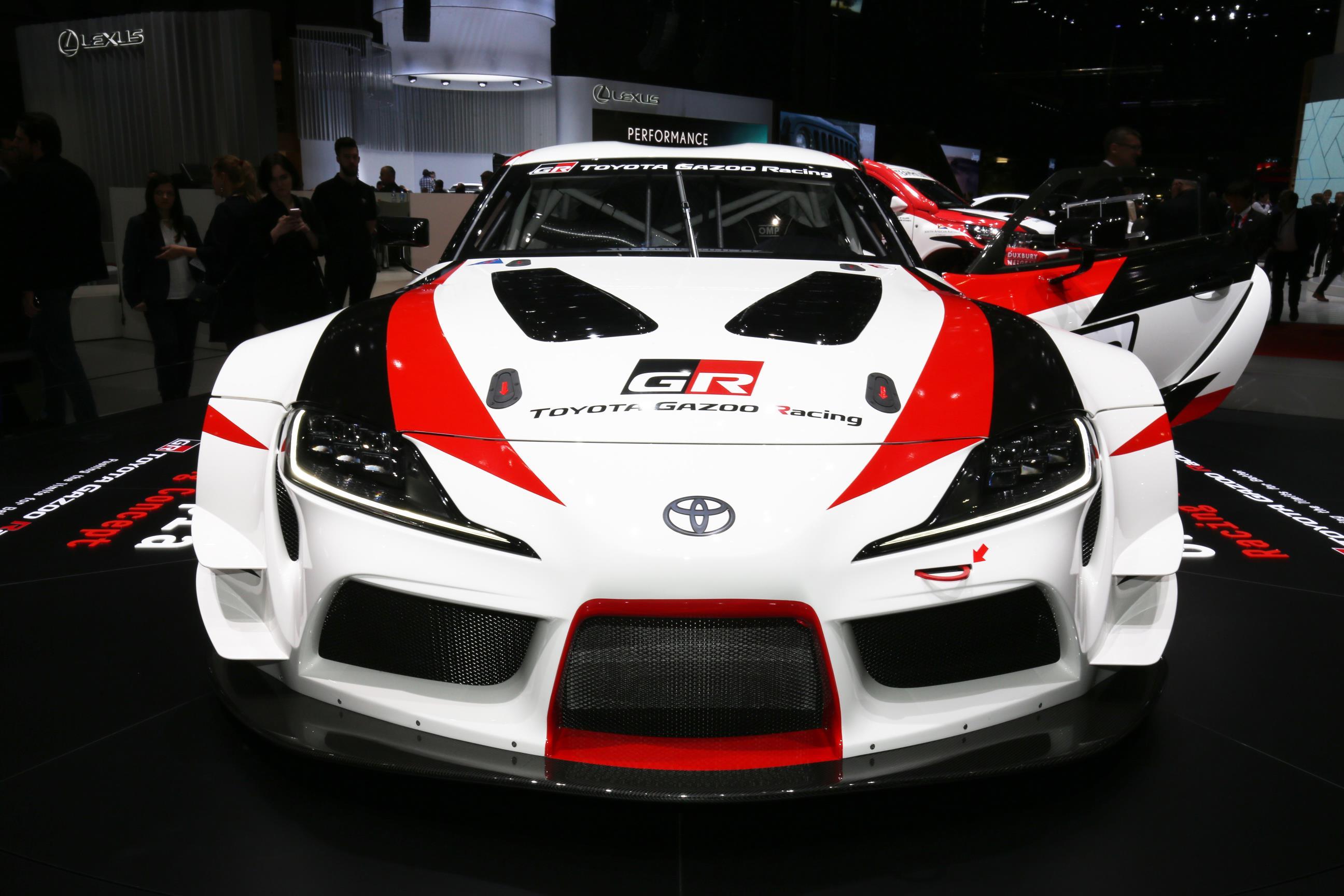 Geneva Motor Show 2018 Mega Gallery Part 1 (323)