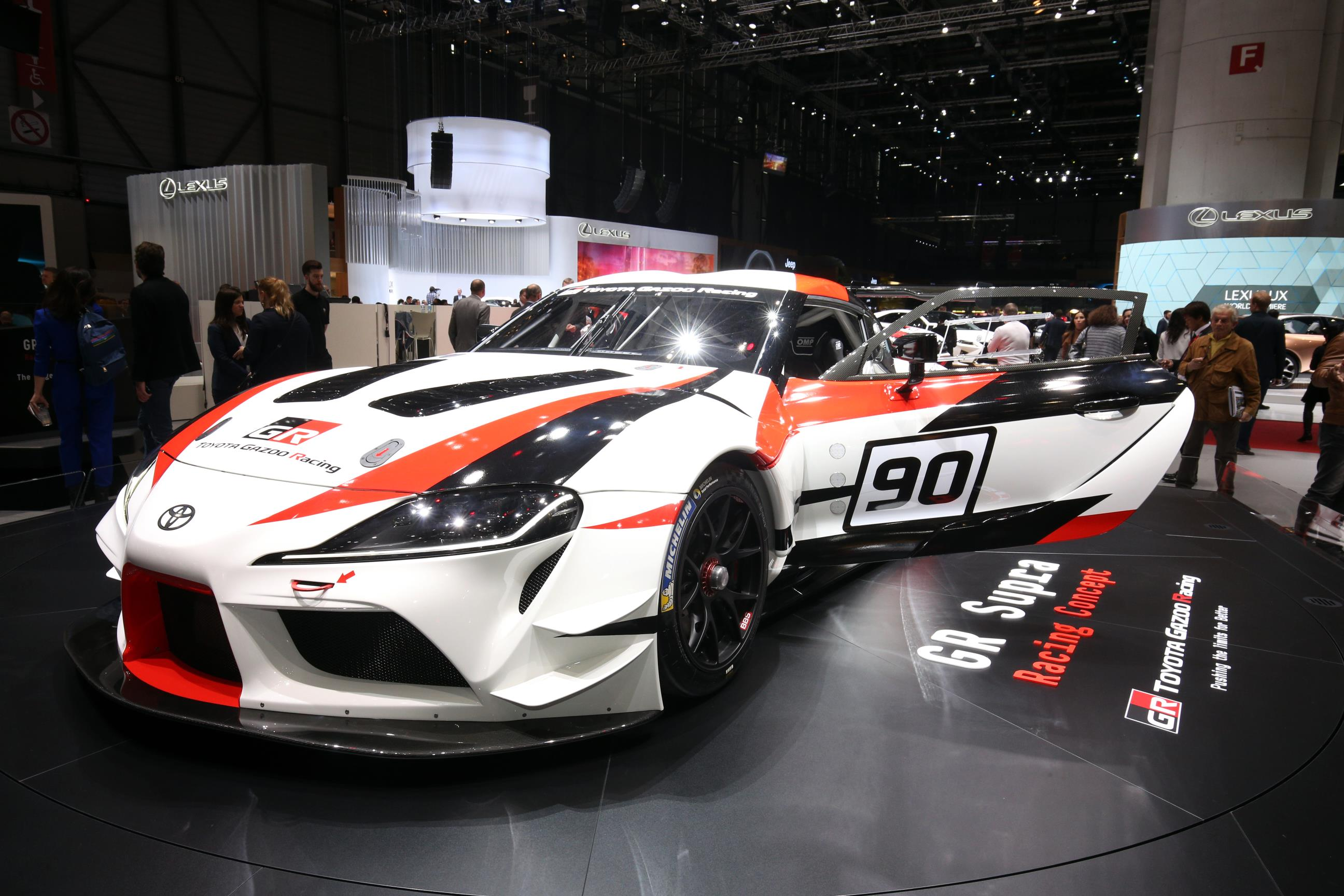 Geneva Motor Show 2018 Mega Gallery Part 1 (325)