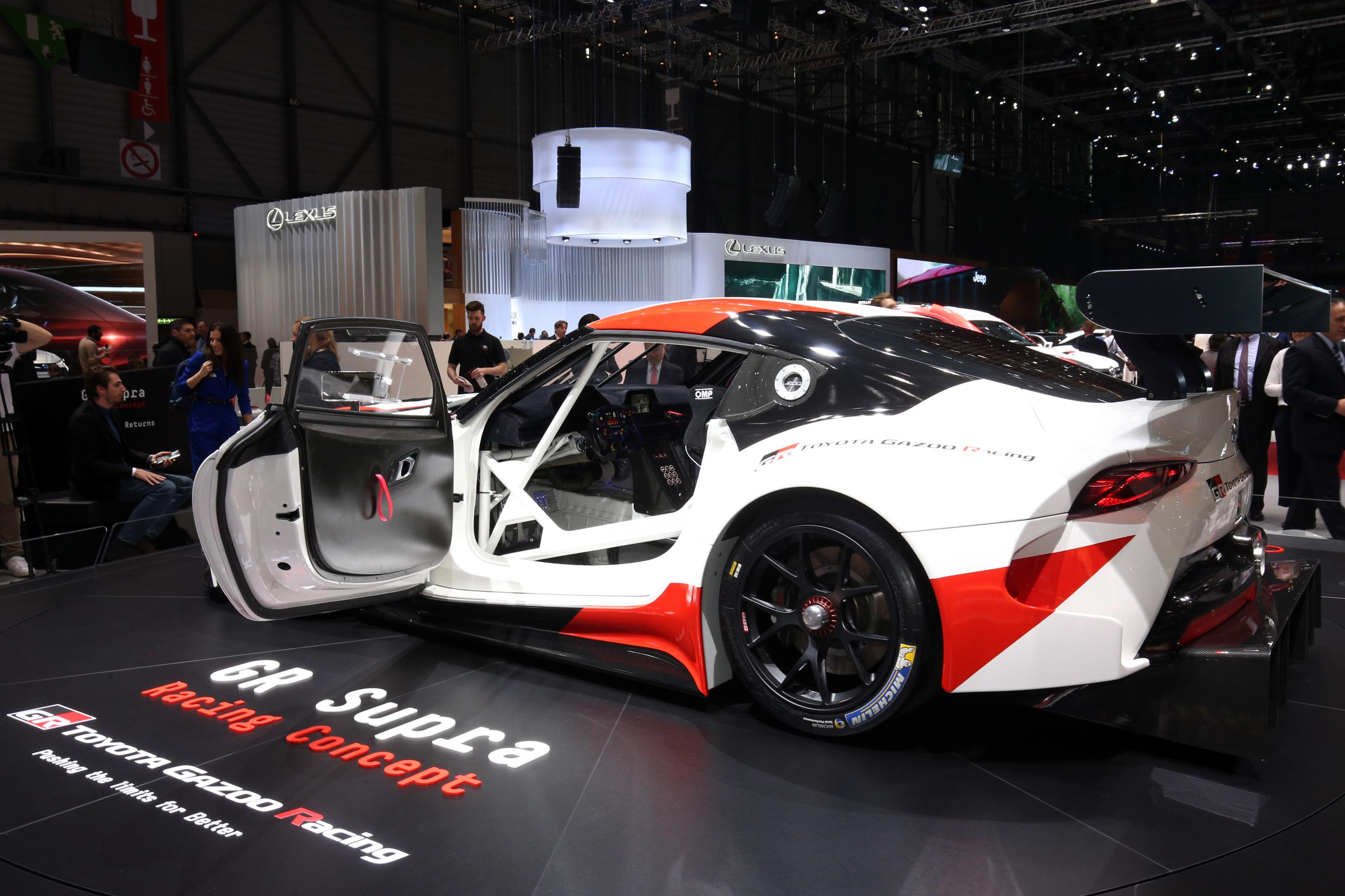 Geneva Motor Show 2018 Mega Gallery Part 1 (327)