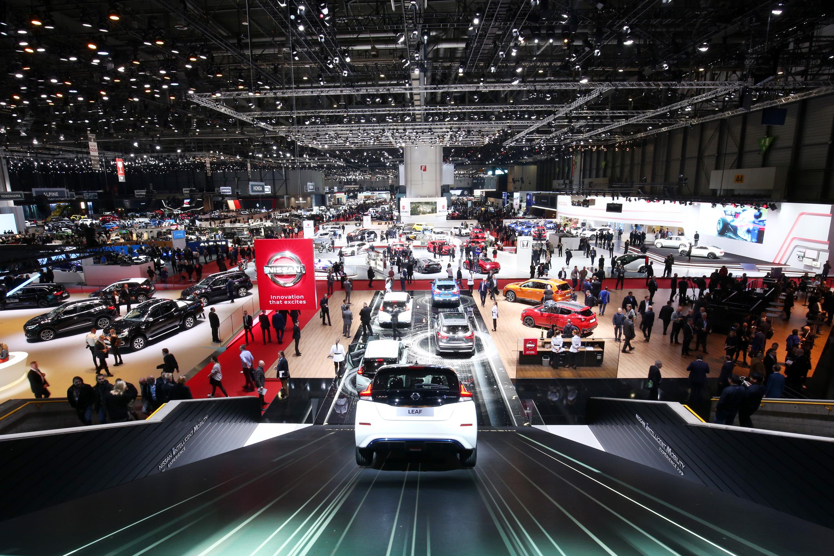 Geneva Motor Show 2018 Mega Gallery Part 1 (330)