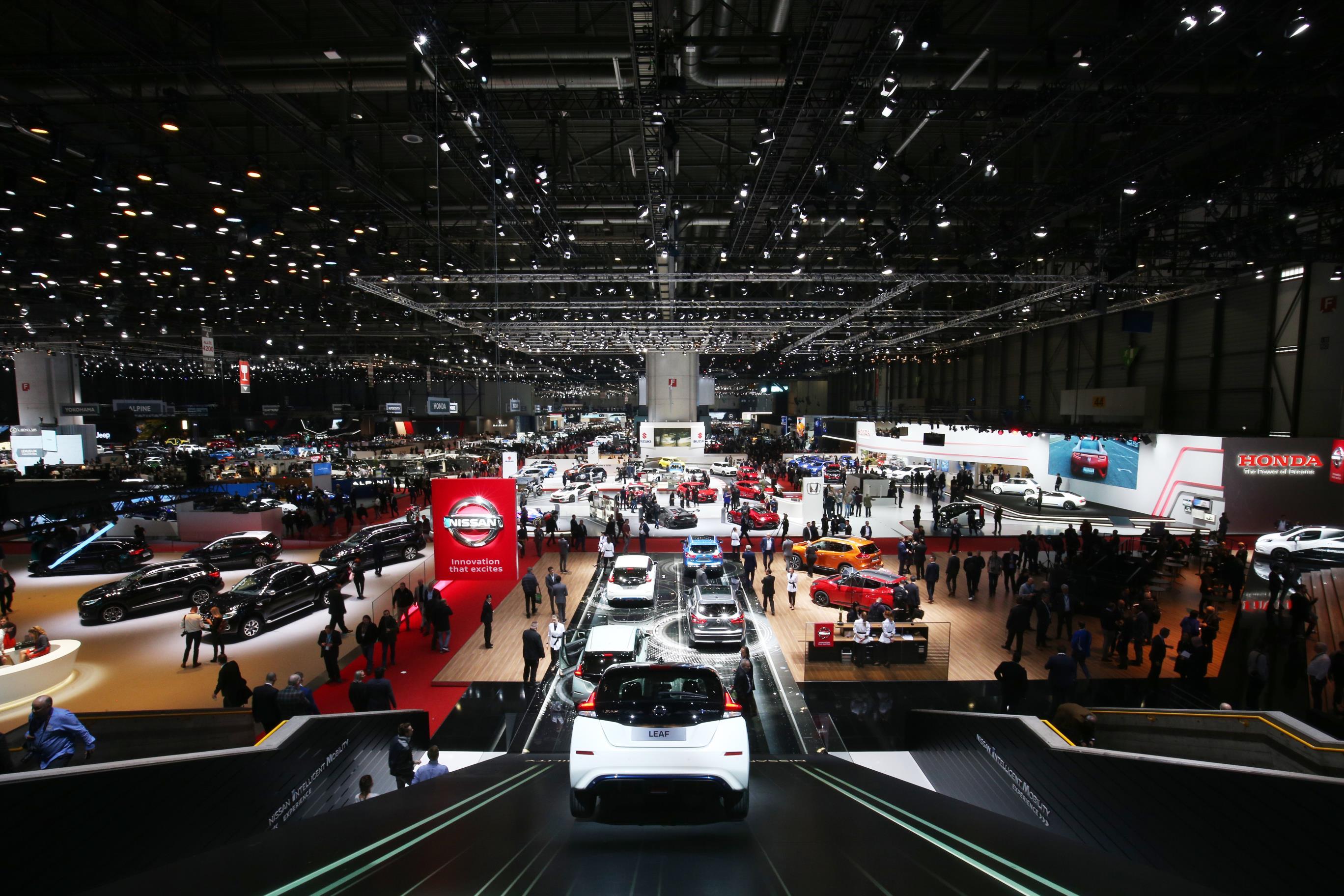Geneva Motor Show 2018 Mega Gallery Part 1 (331)