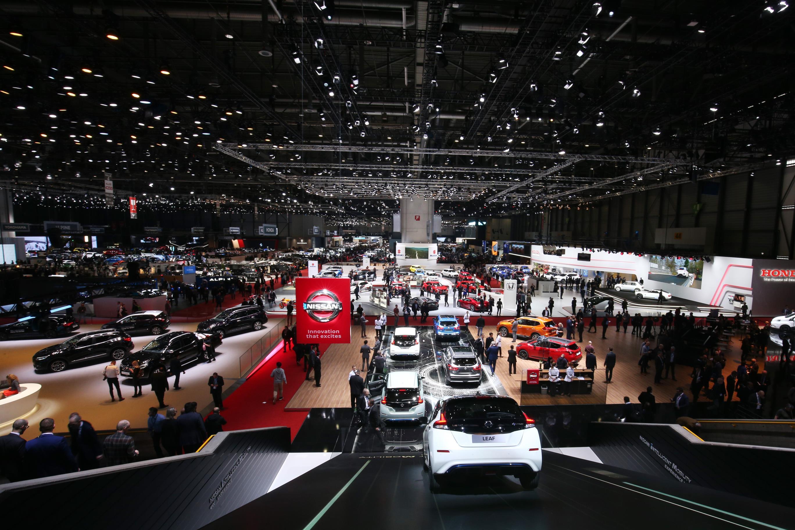 Geneva Motor Show 2018 Mega Gallery Part 1 (332)