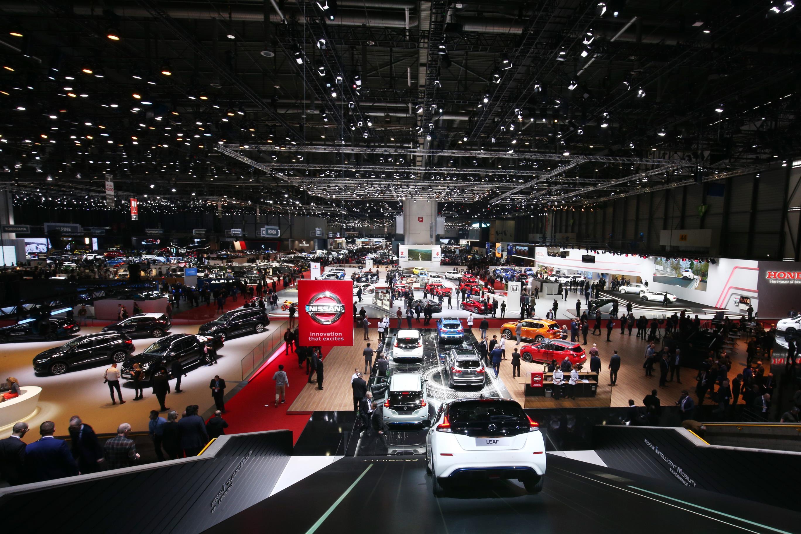 Geneva Motor Show 2018 Mega Gallery Part 1 (333)