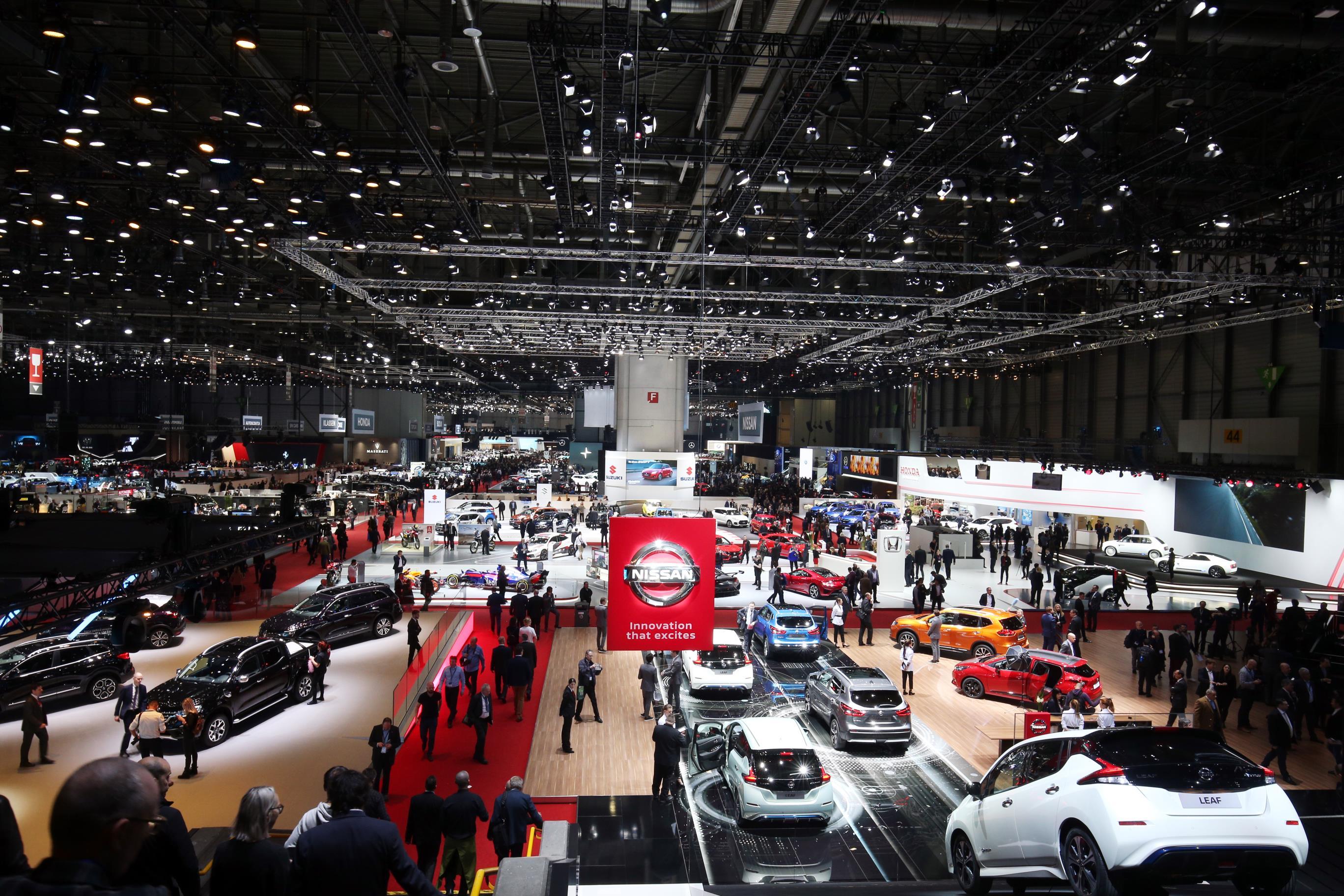 Geneva Motor Show 2018 Mega Gallery Part 1 (334)