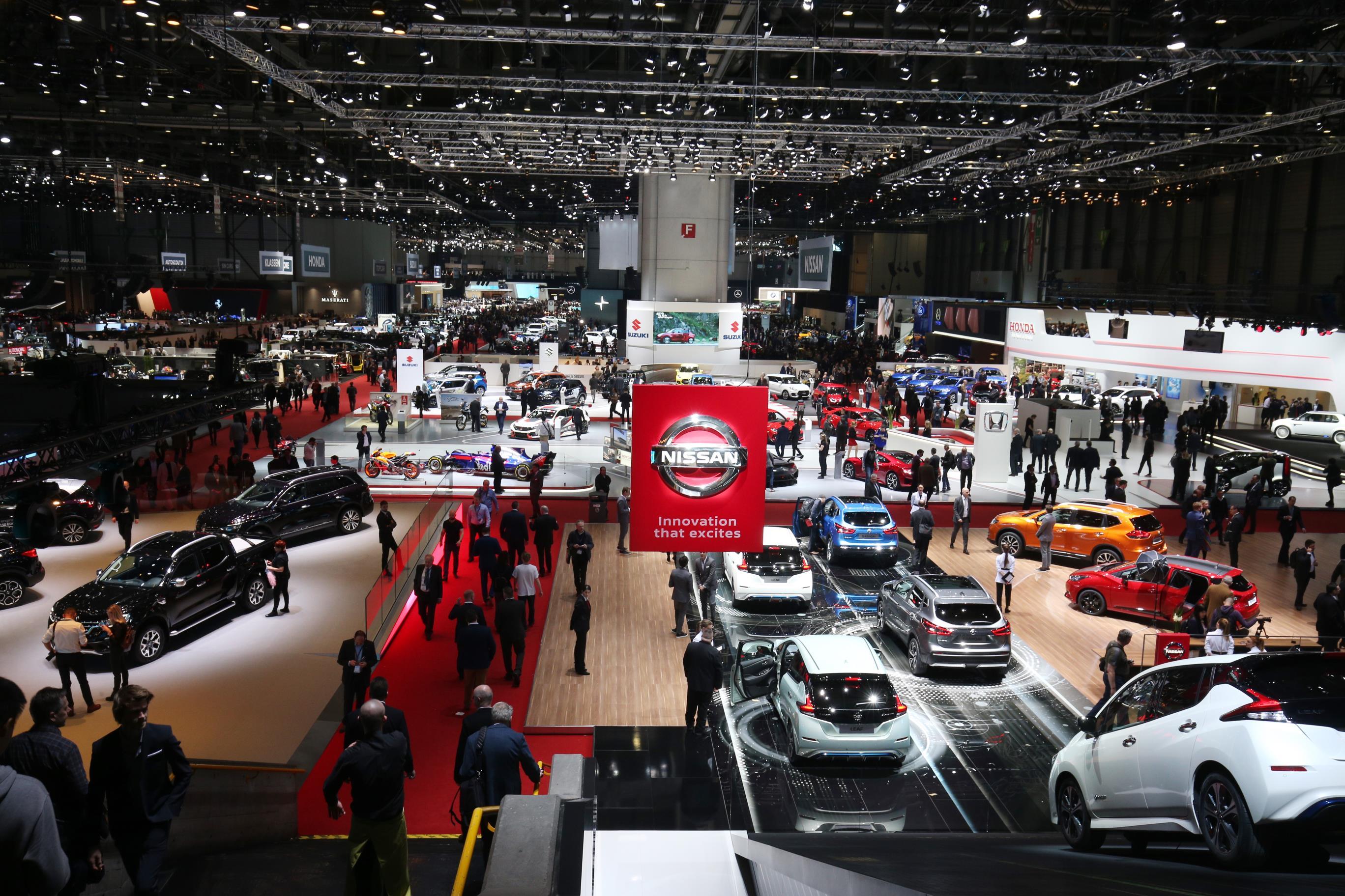 Geneva Motor Show 2018 Mega Gallery Part 1 (335)