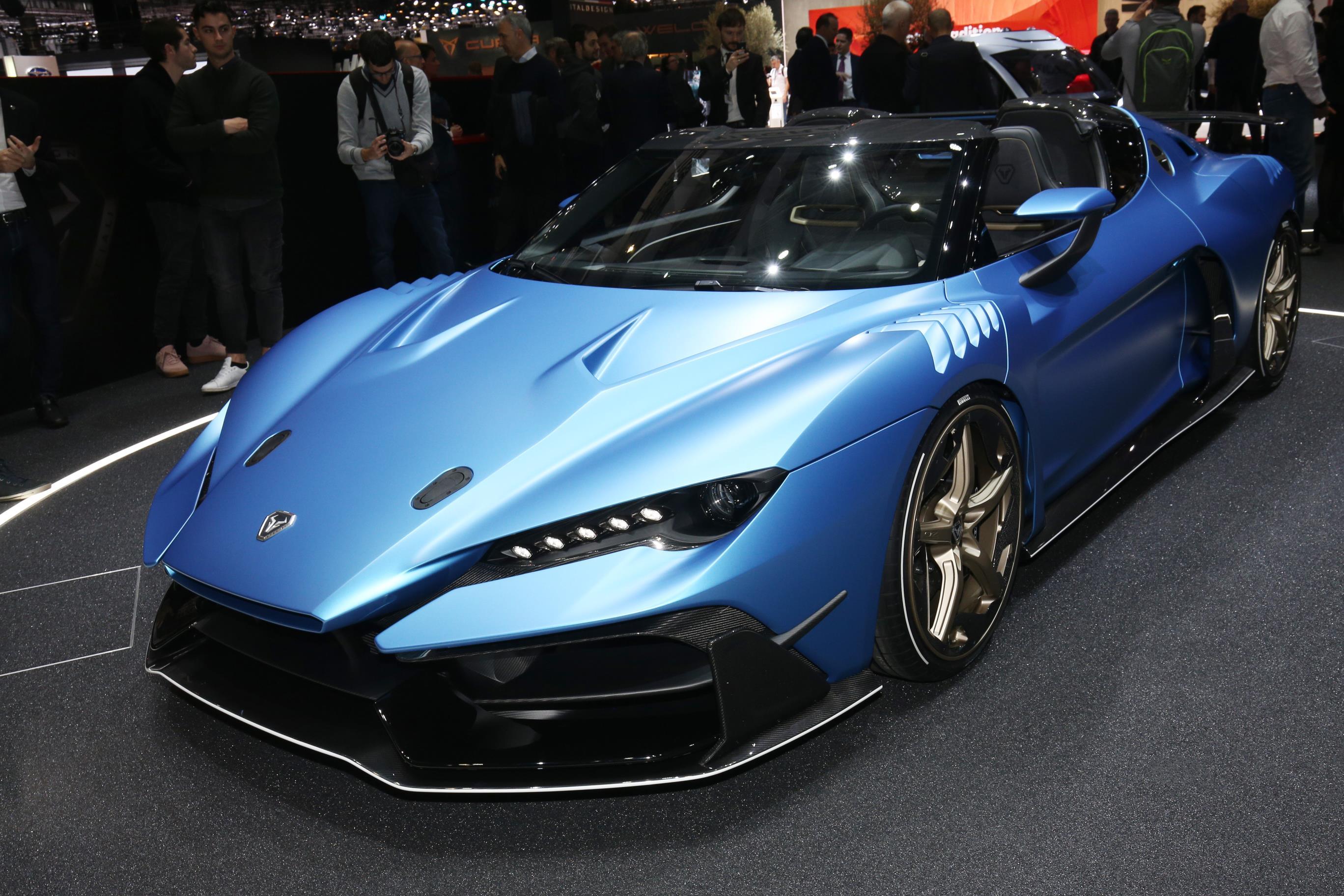 Geneva Motor Show 2018 Mega Gallery Part 1 (346)