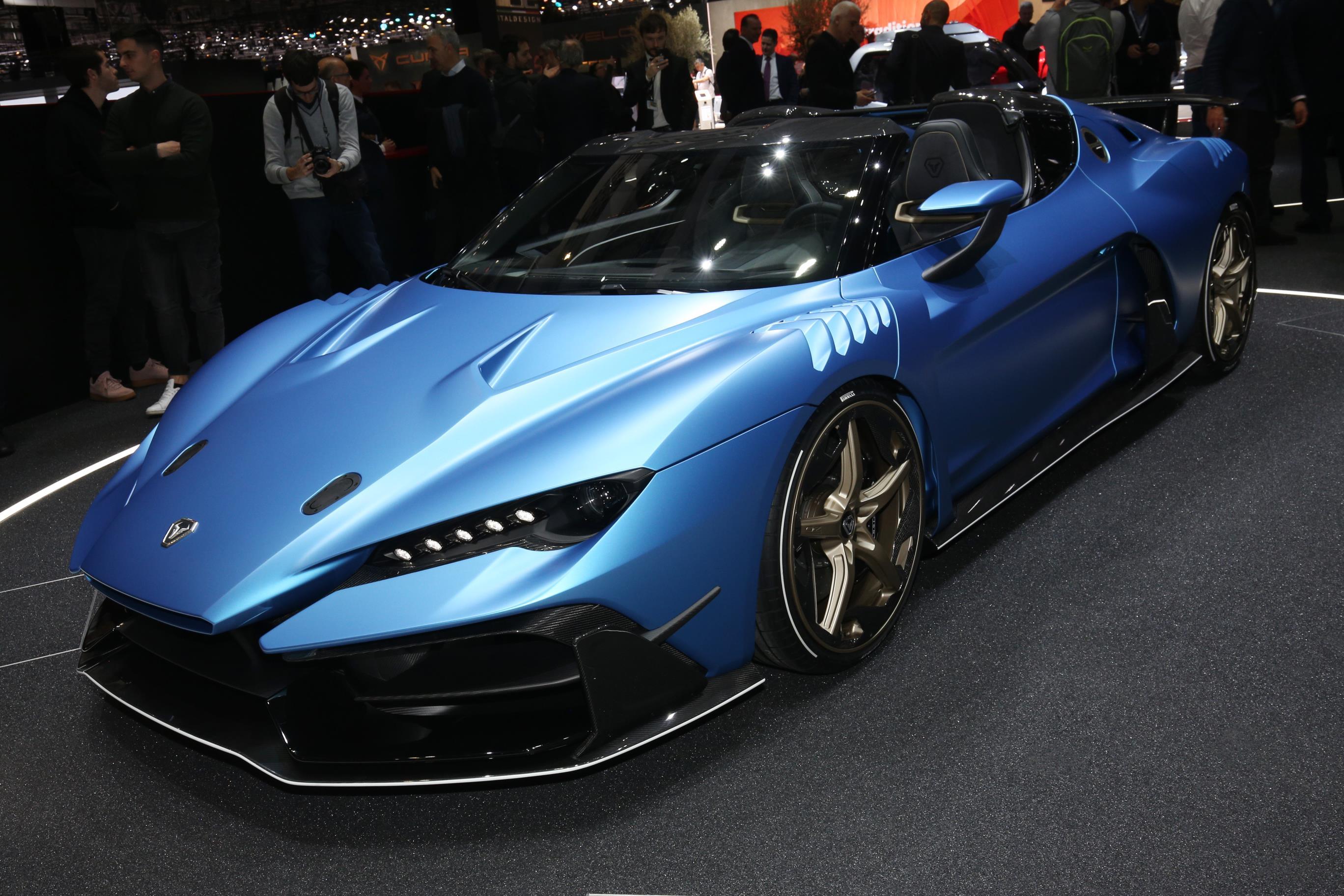 Geneva Motor Show 2018 Mega Gallery Part 1 (347)