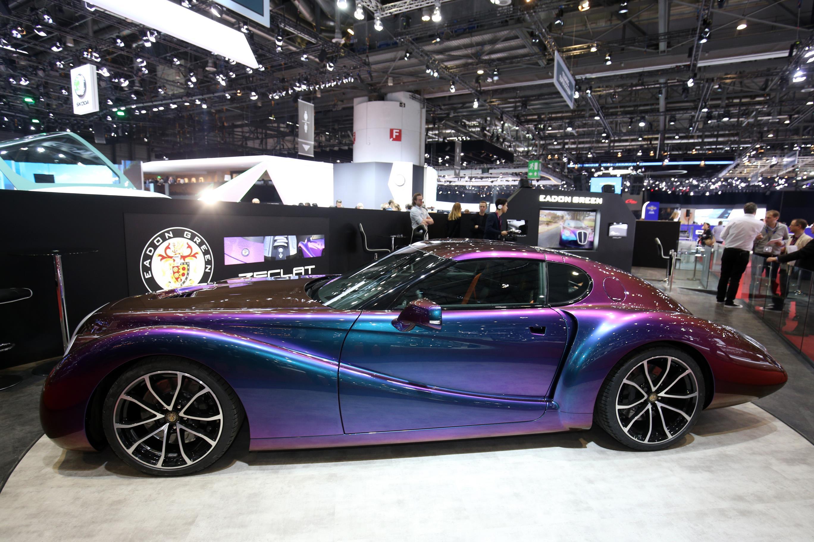 Geneva Motor Show 2018 Mega Gallery Part 1 (358)